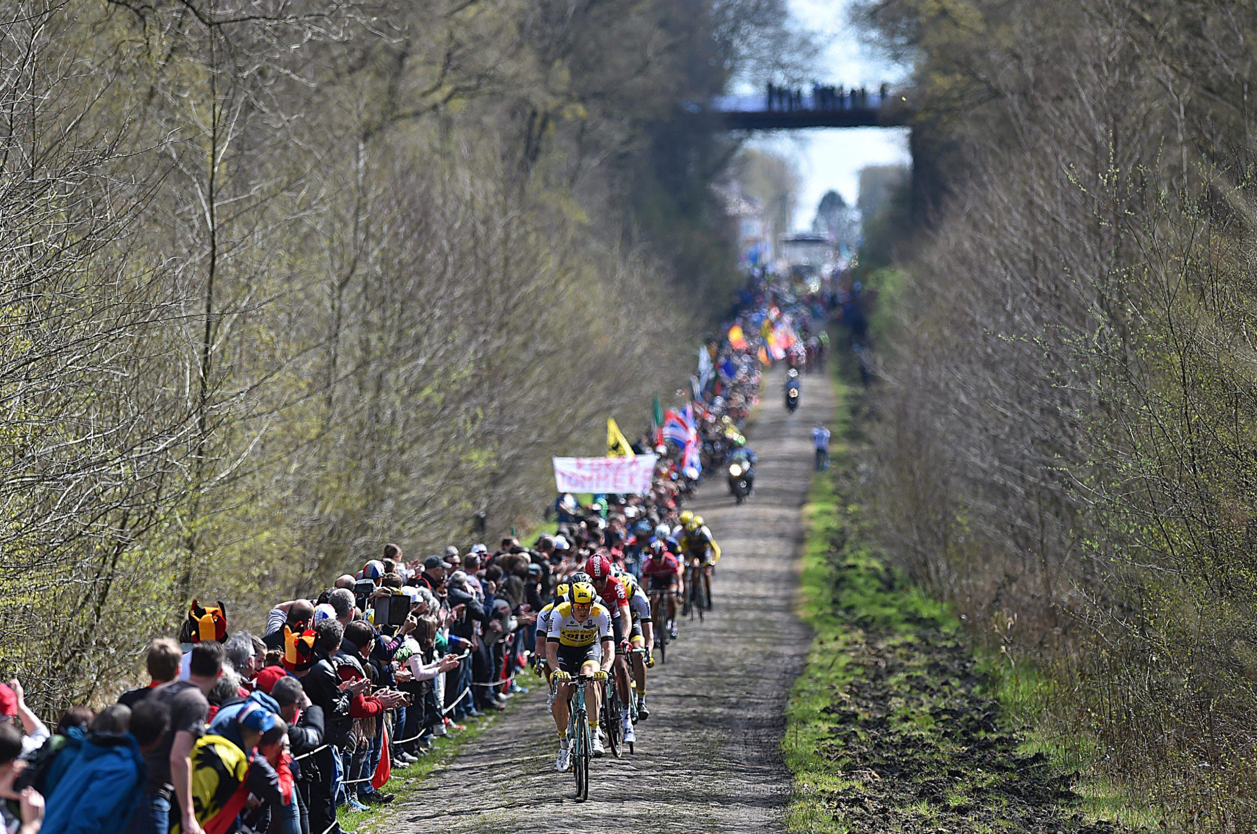 ASO-sjefen tror Paris-Roubaix blir avlyst