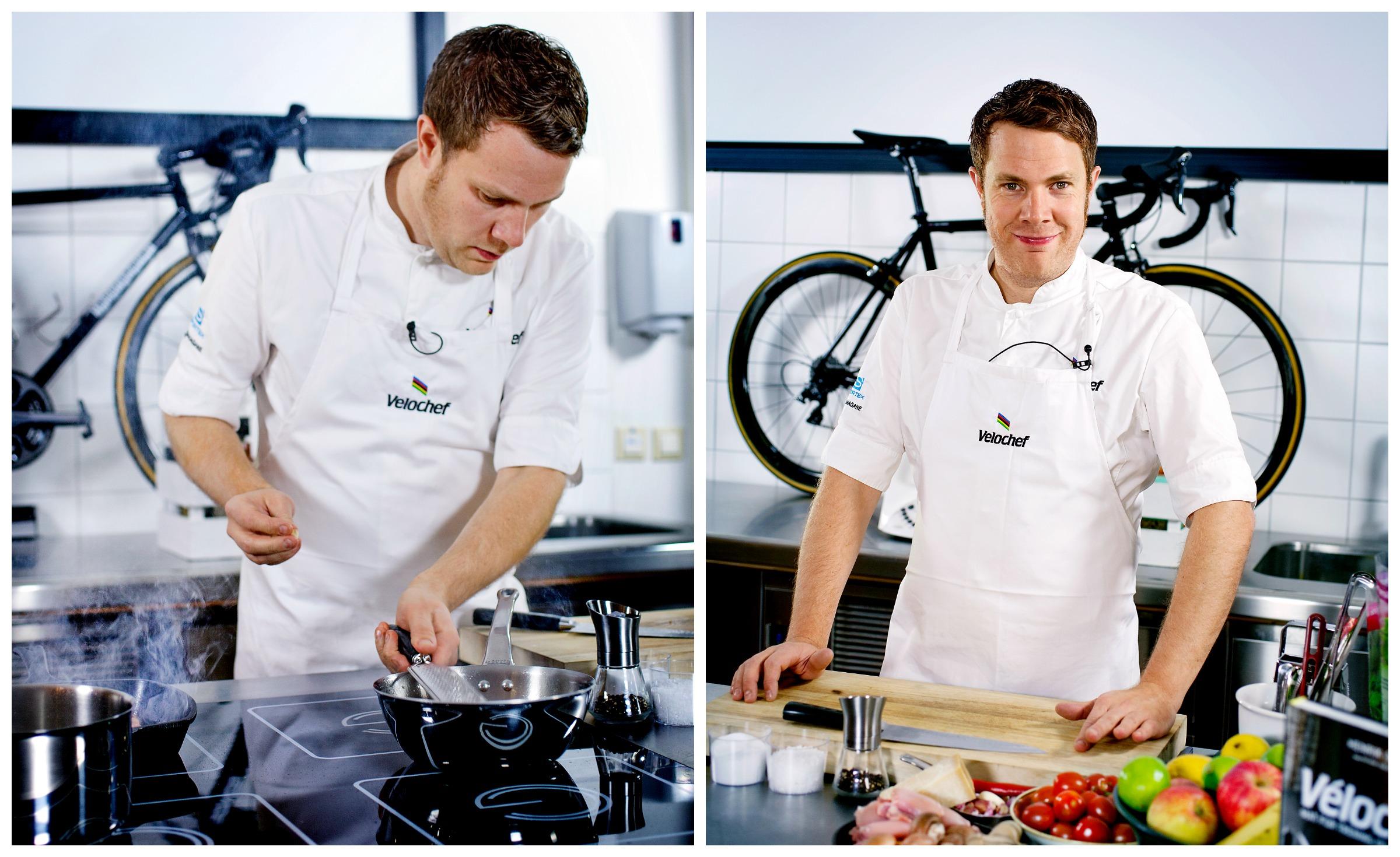 Team Sky-kokk til Sykkelmagasinet