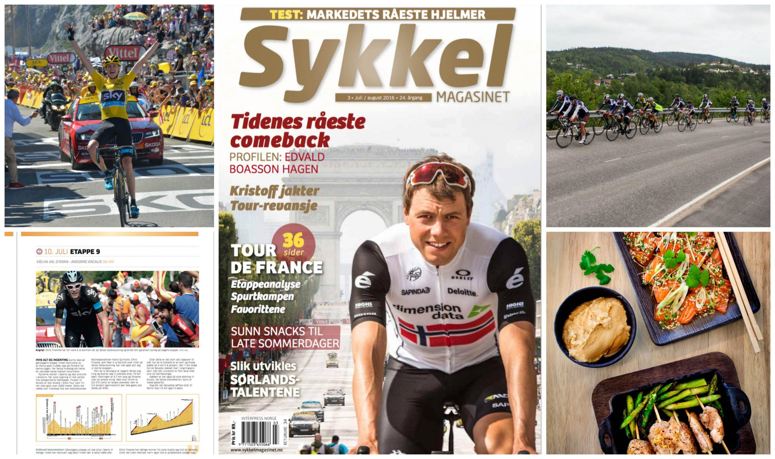 Nå kommer Tour de France-utgaven