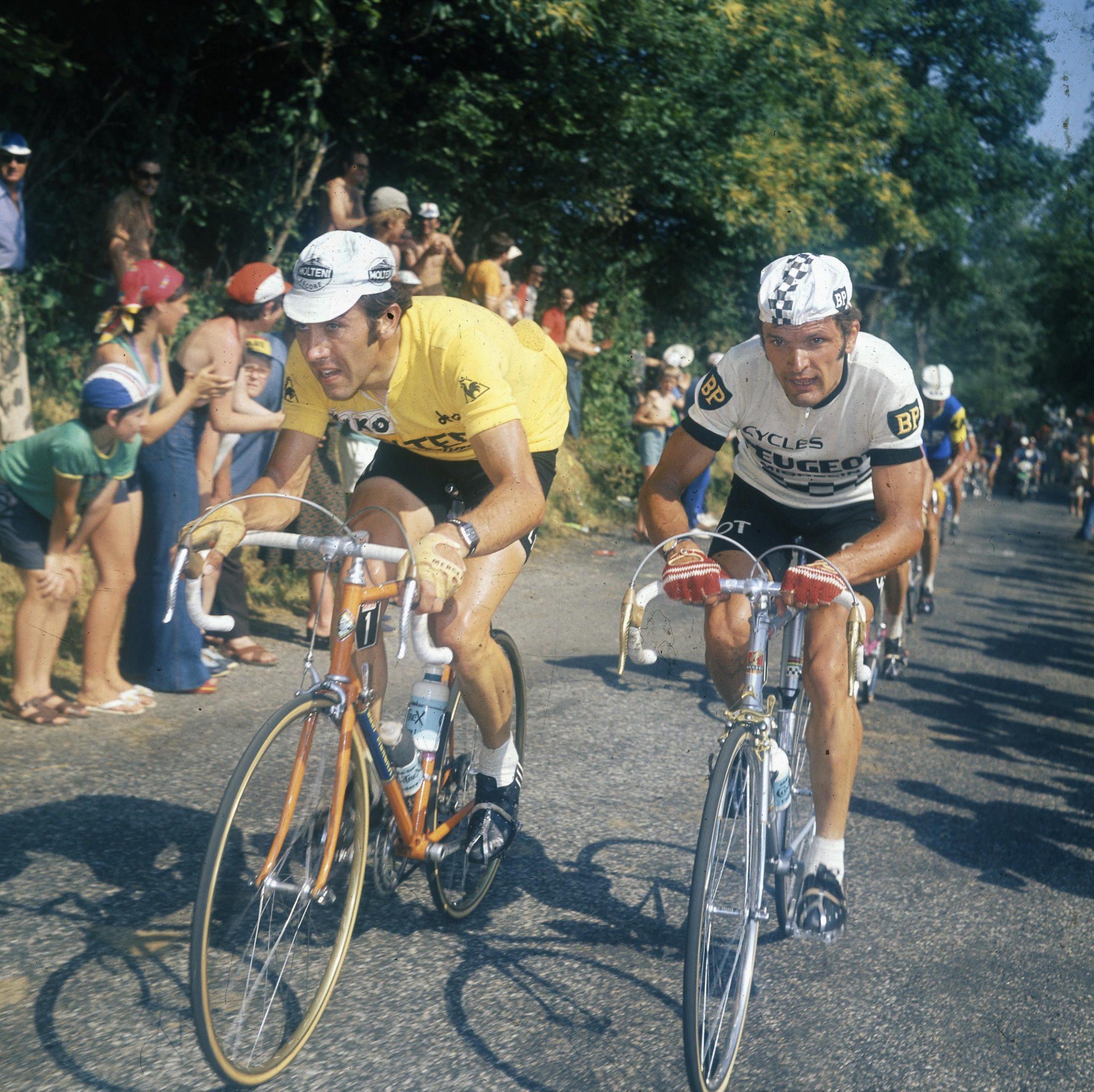 Gårdsgutten som brakte ned Eddy Merckx og endte en æra