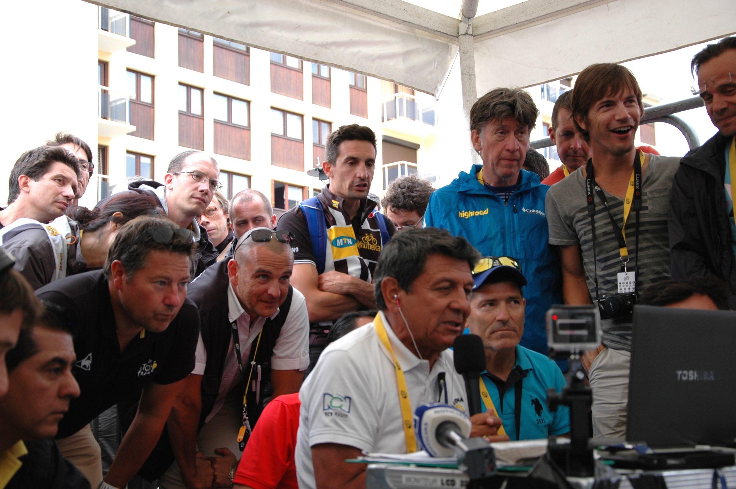 Radio-Urrego, en stifinner for colombiansk sykkel
