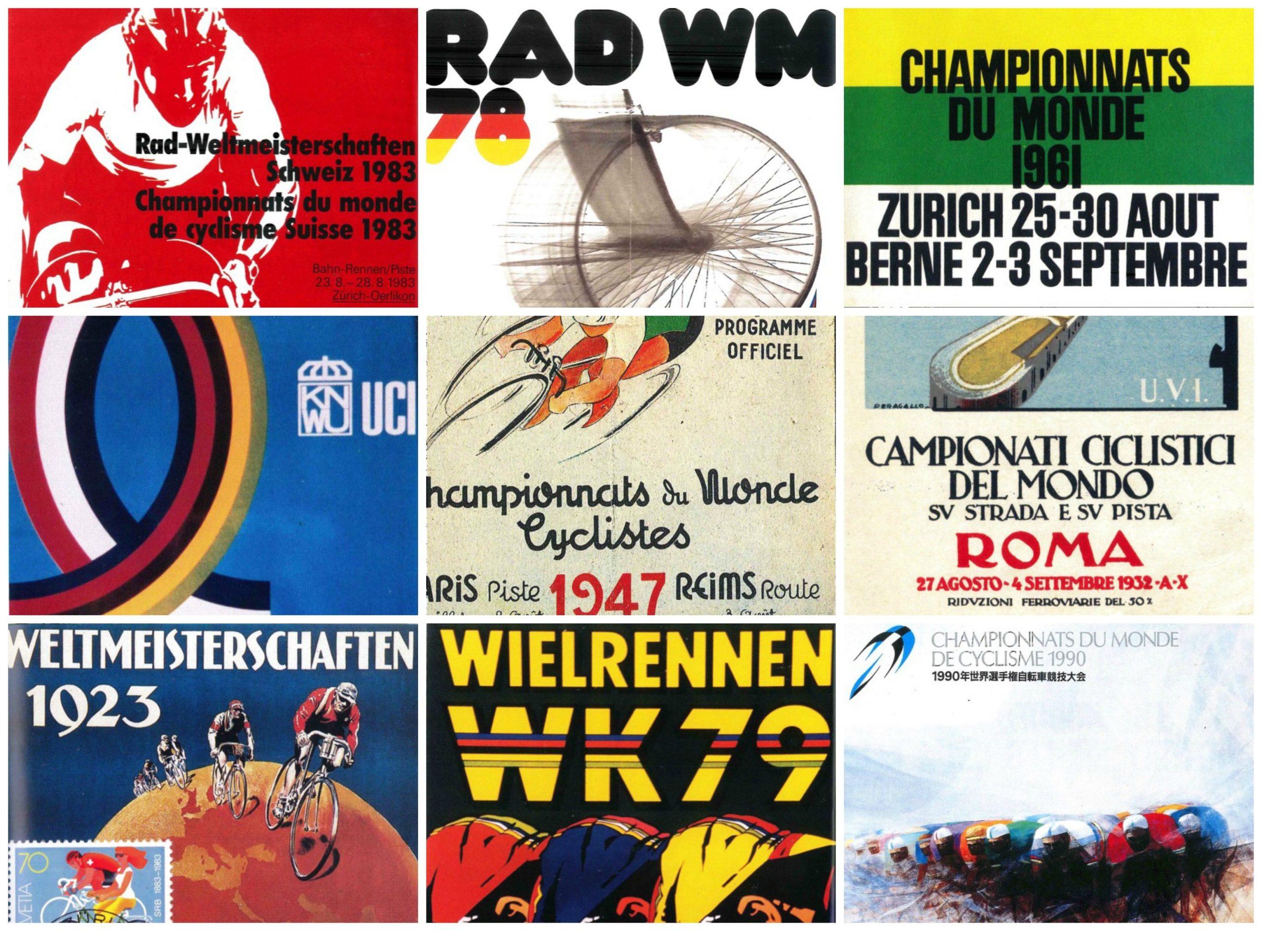 Retro: VM-historien i plakater