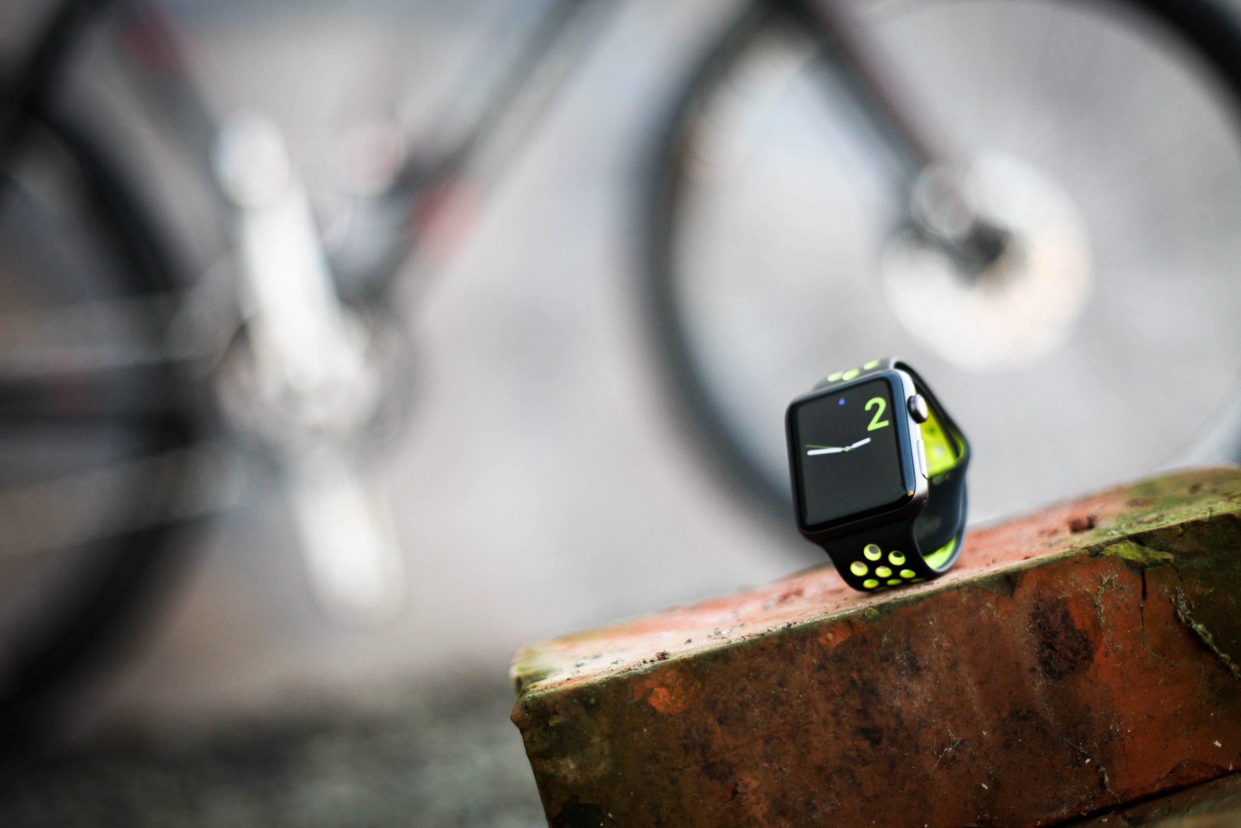 Test: Er Apple Watch for syklister?