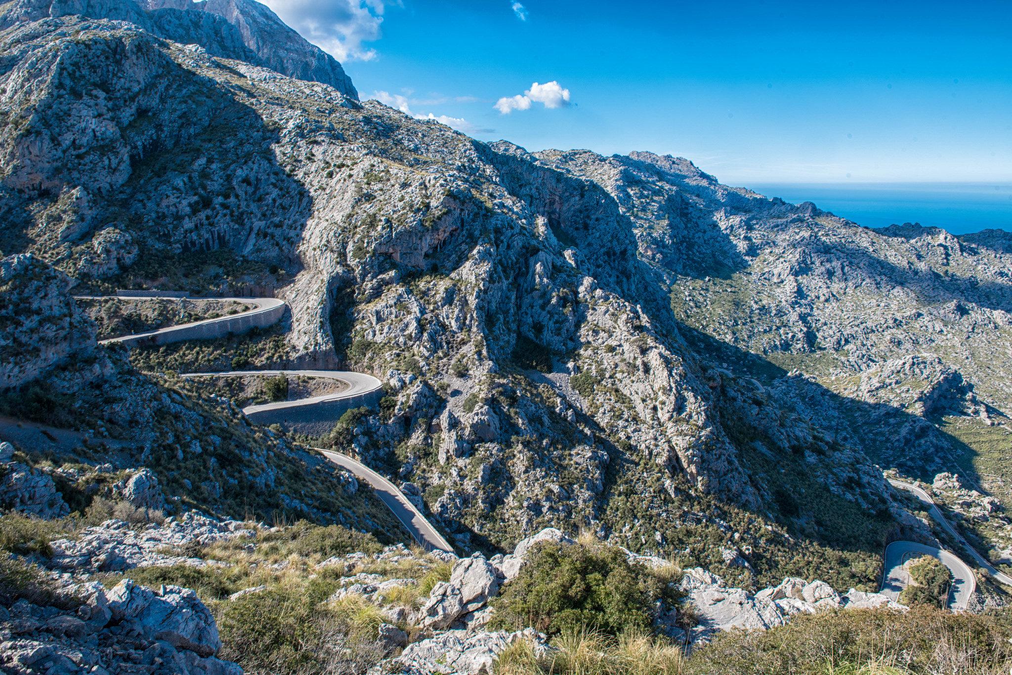 De 5 beste klatringene på Mallorca