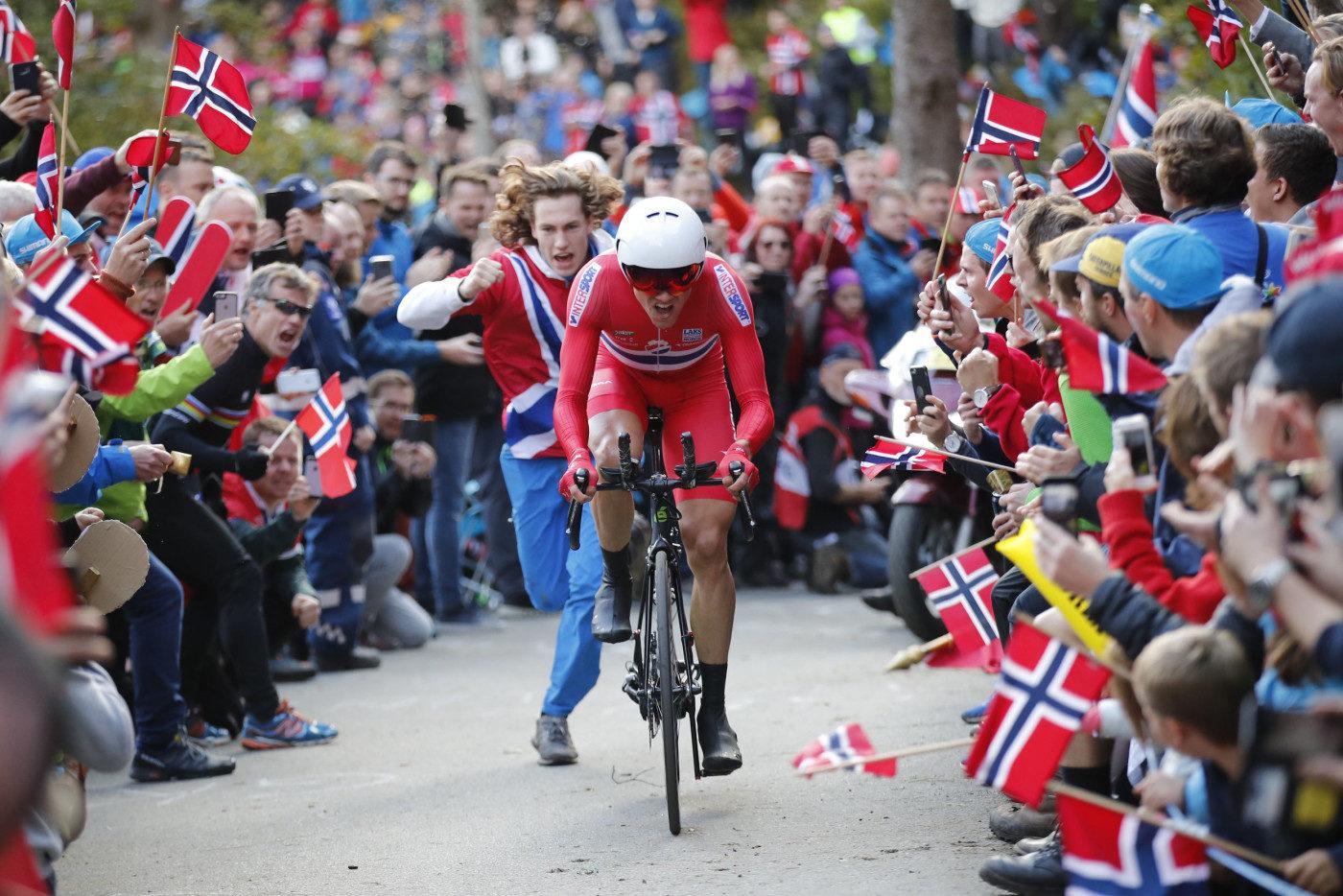 Sykkel-VM med mulig ny kjemperegning
