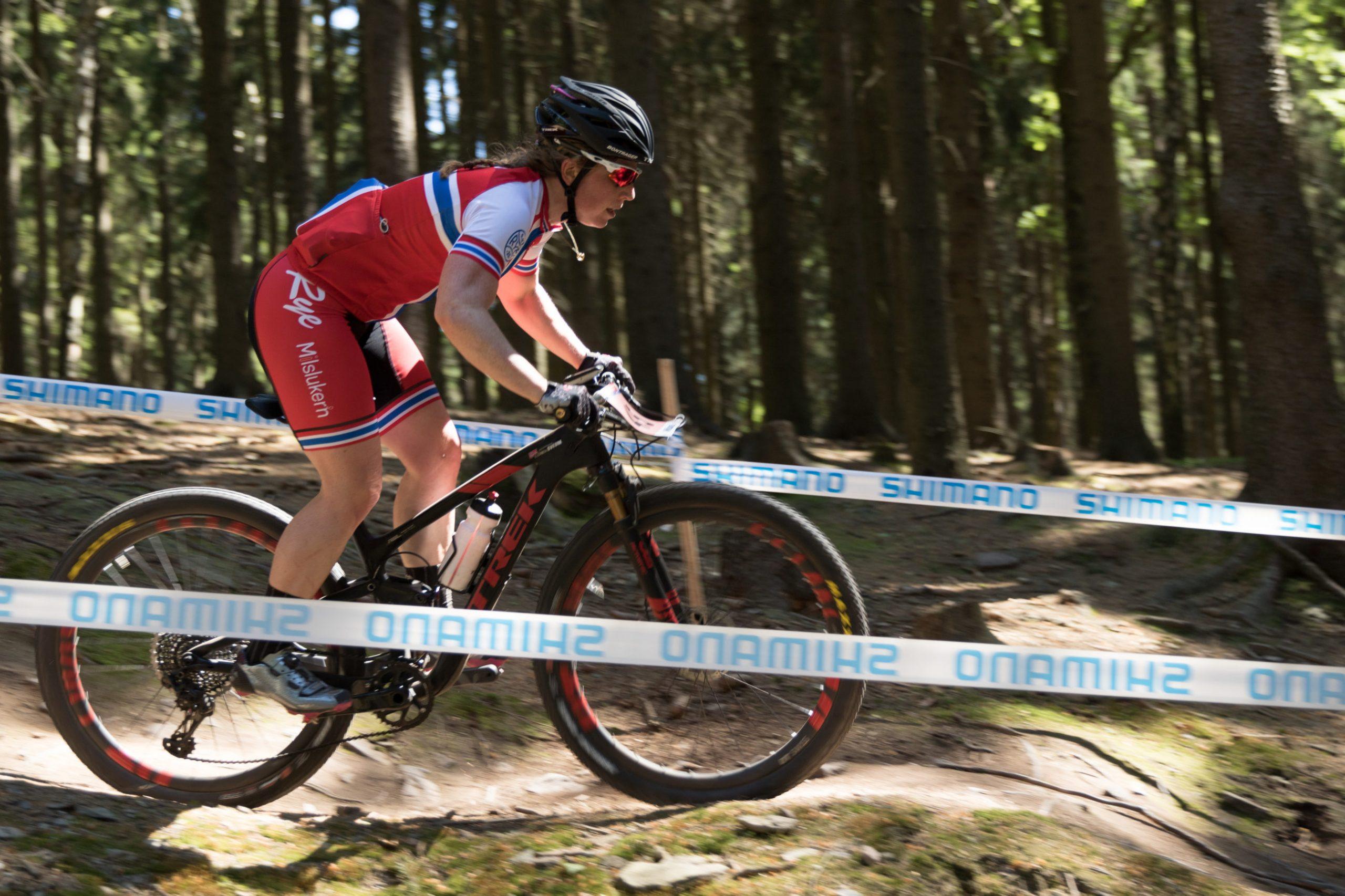 Norsk terrengsyklist starter nytt UCI-lag