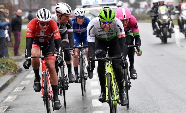 Boasson Hagen nære seier i Dwars door Vlaanderen