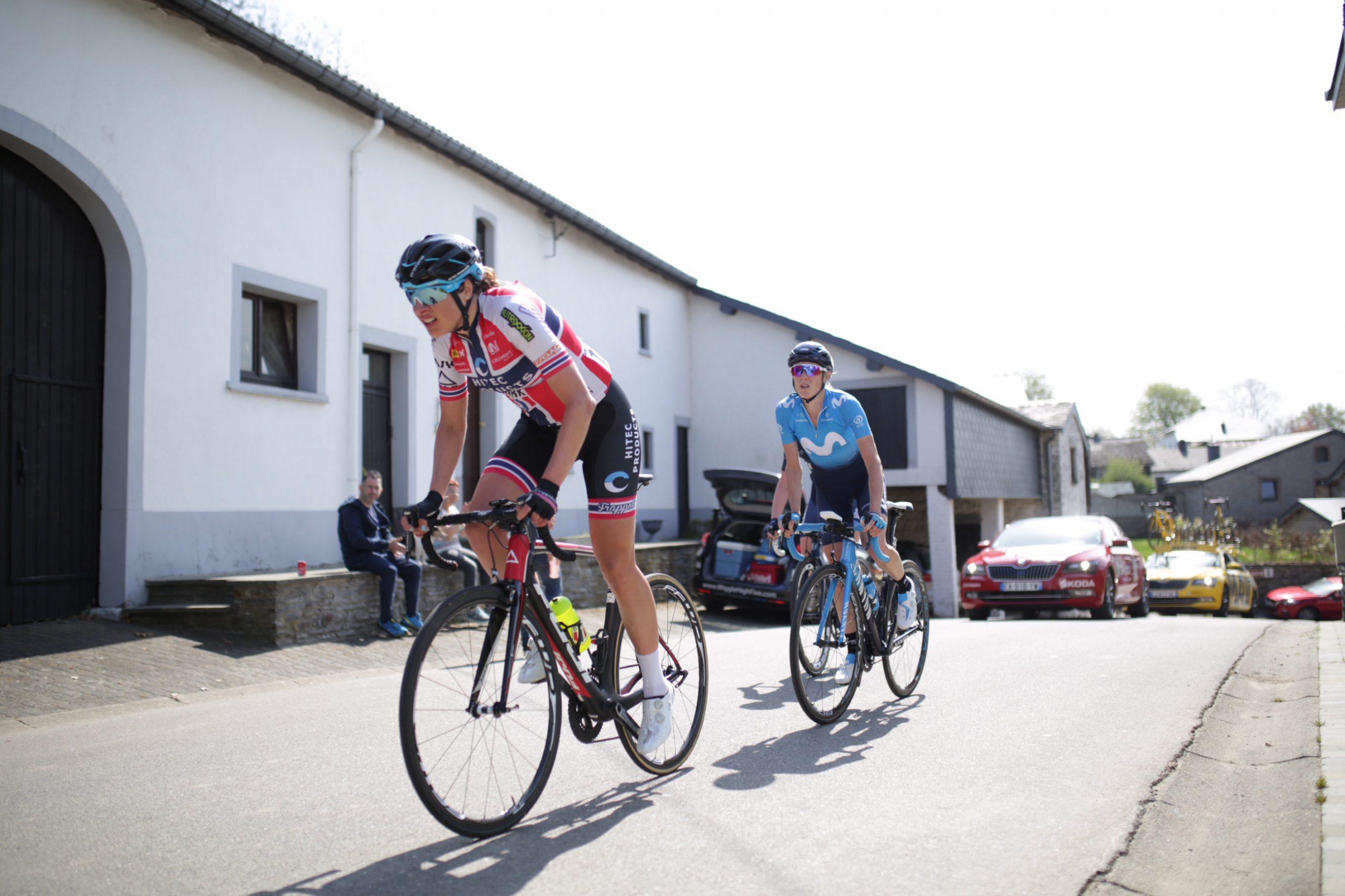 Heine med seier Thüringen Ladies Tour
