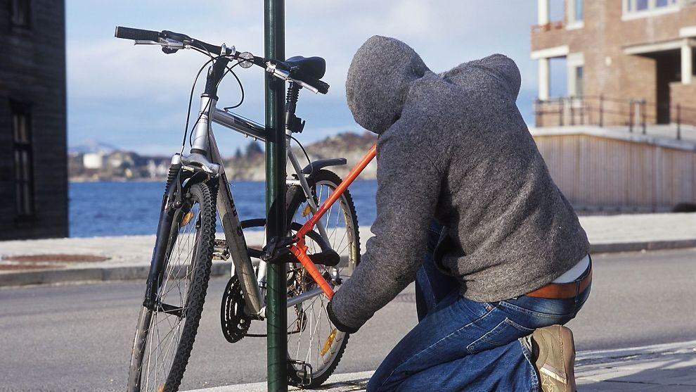 Har du sikret sykkelen din for sesongen?