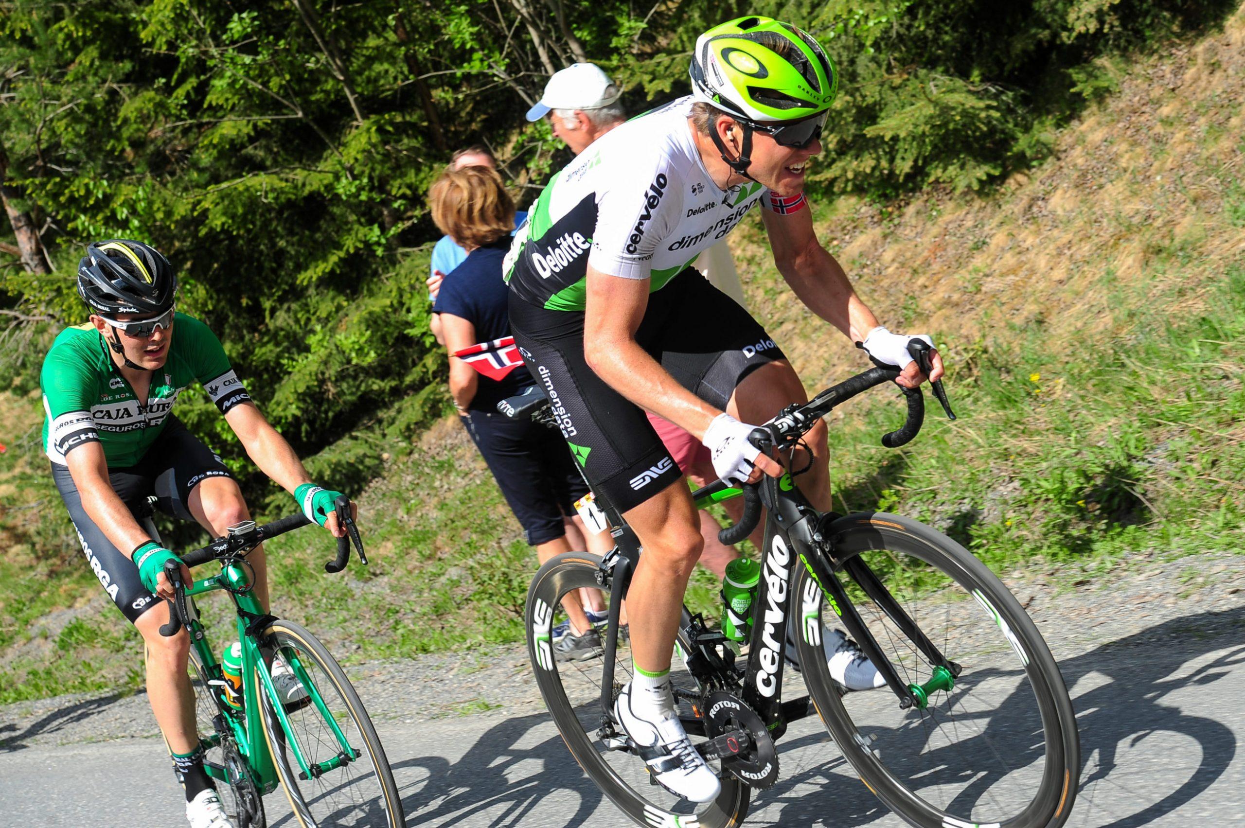 Boasson Hagen overmannet på oppløpet i Egersund
