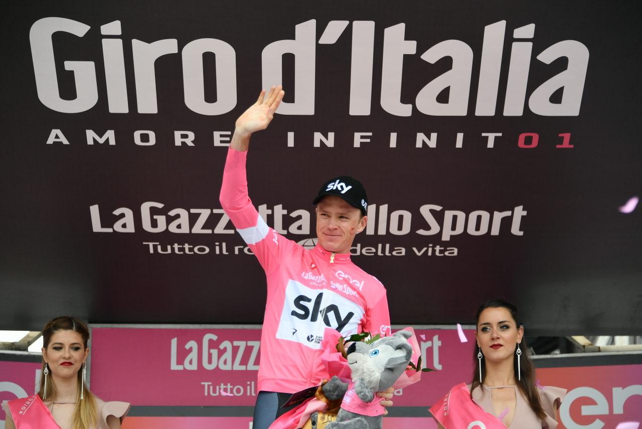 Froome sto imot angrepene og vinner Giro d'Italia