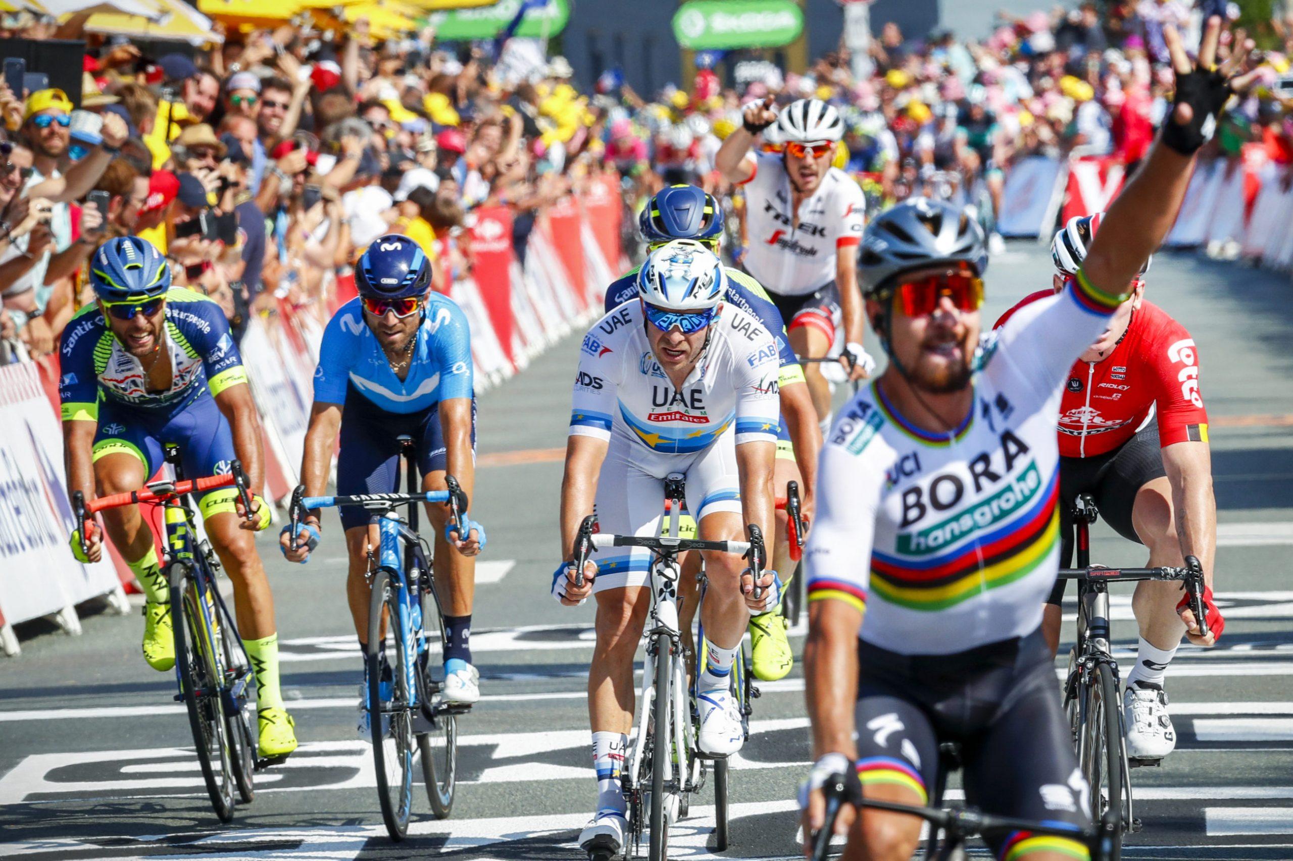 Kristoff slipper Sagan-konkurranse i Flandern og Roubaix