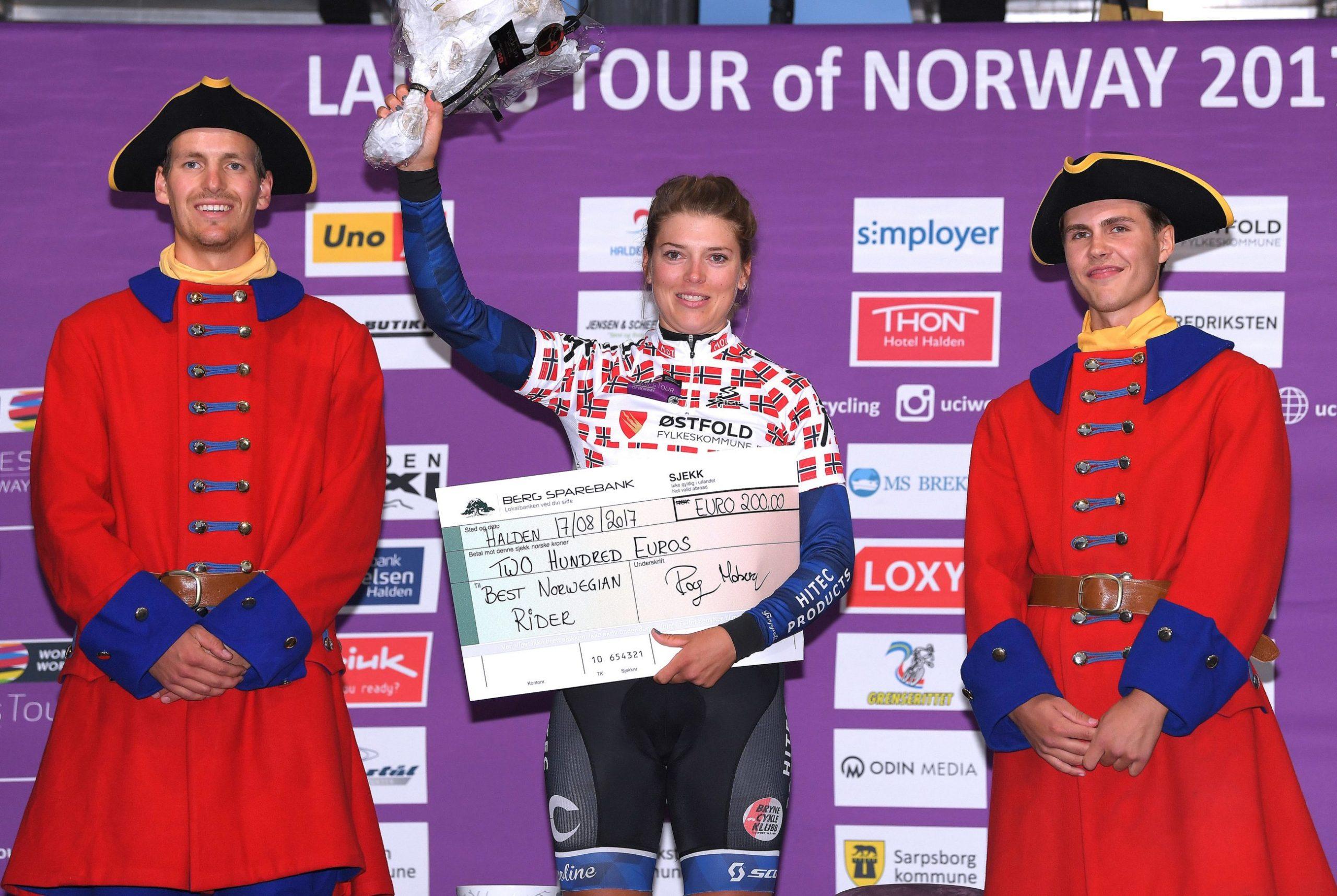 Ladies Tour of Norway utsatt til 2021