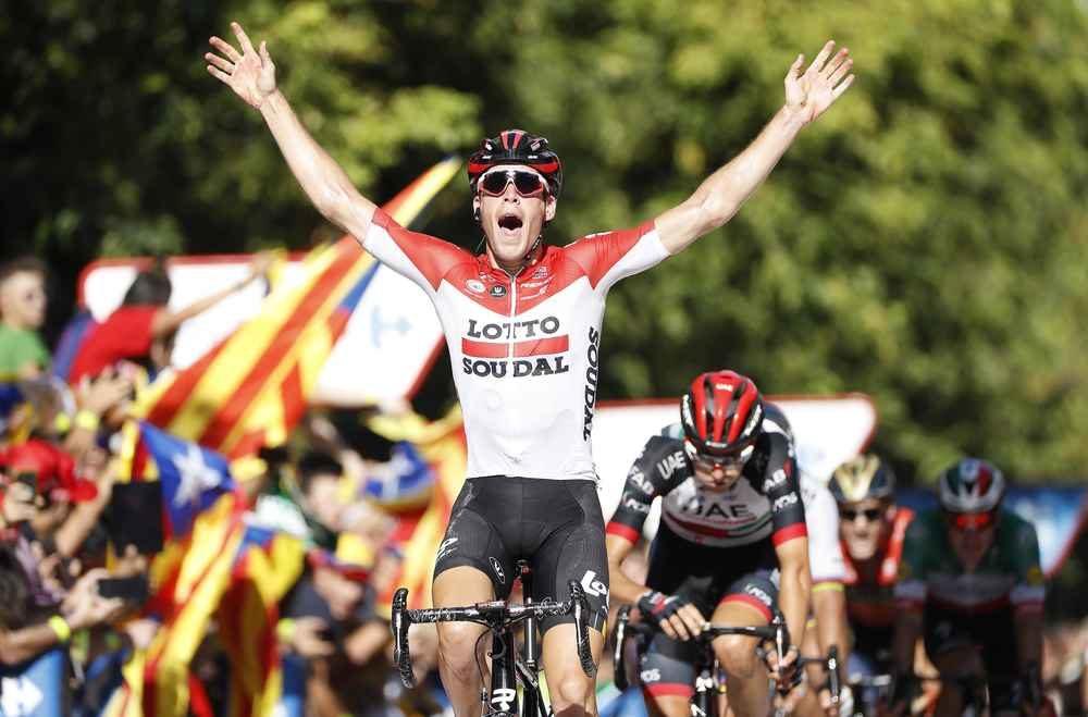Bystrøm nær sjokkseier i Vuelta a España