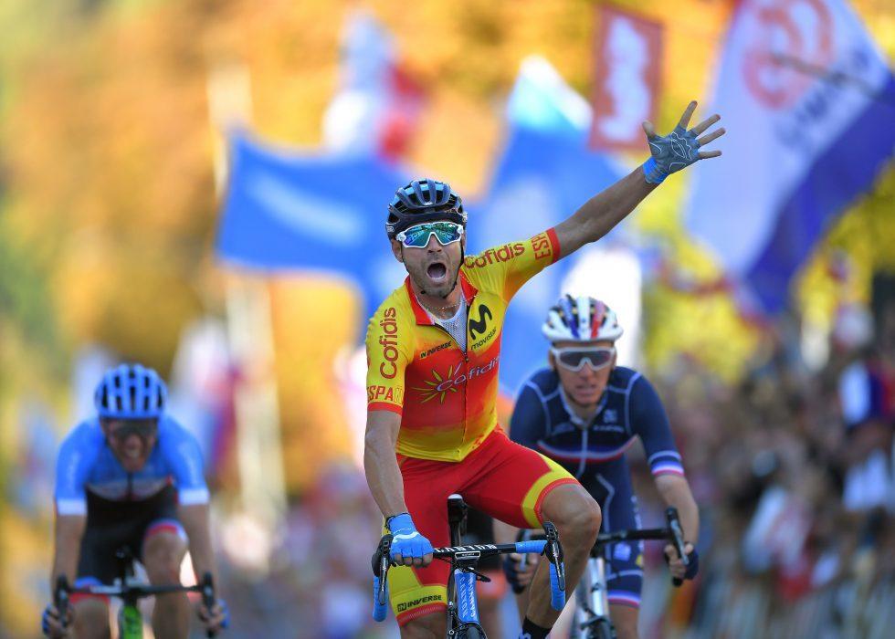 Tårevåt Valverde tok VM-gull etter knallhard avslutning