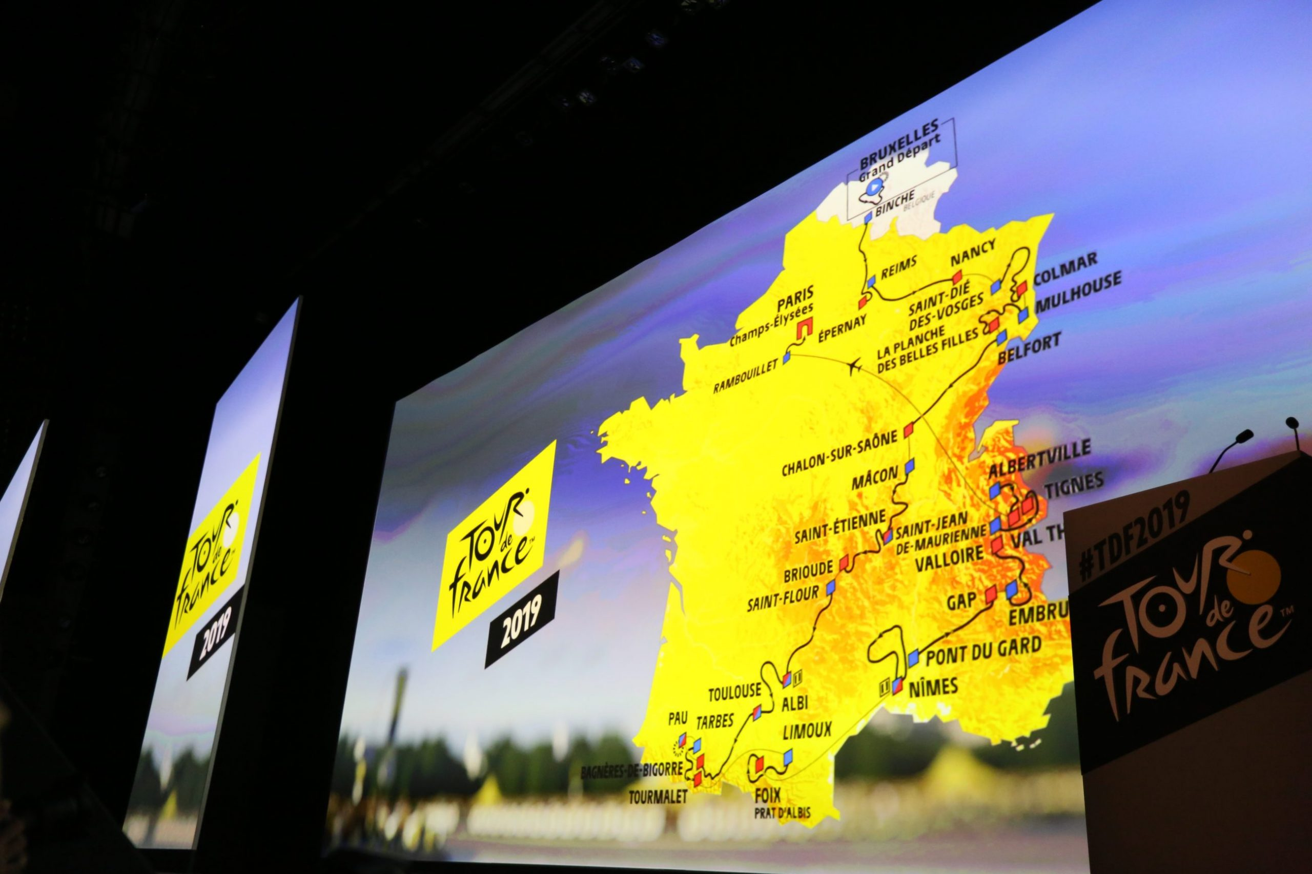 Tour de France-rutens Sherlock Holmes