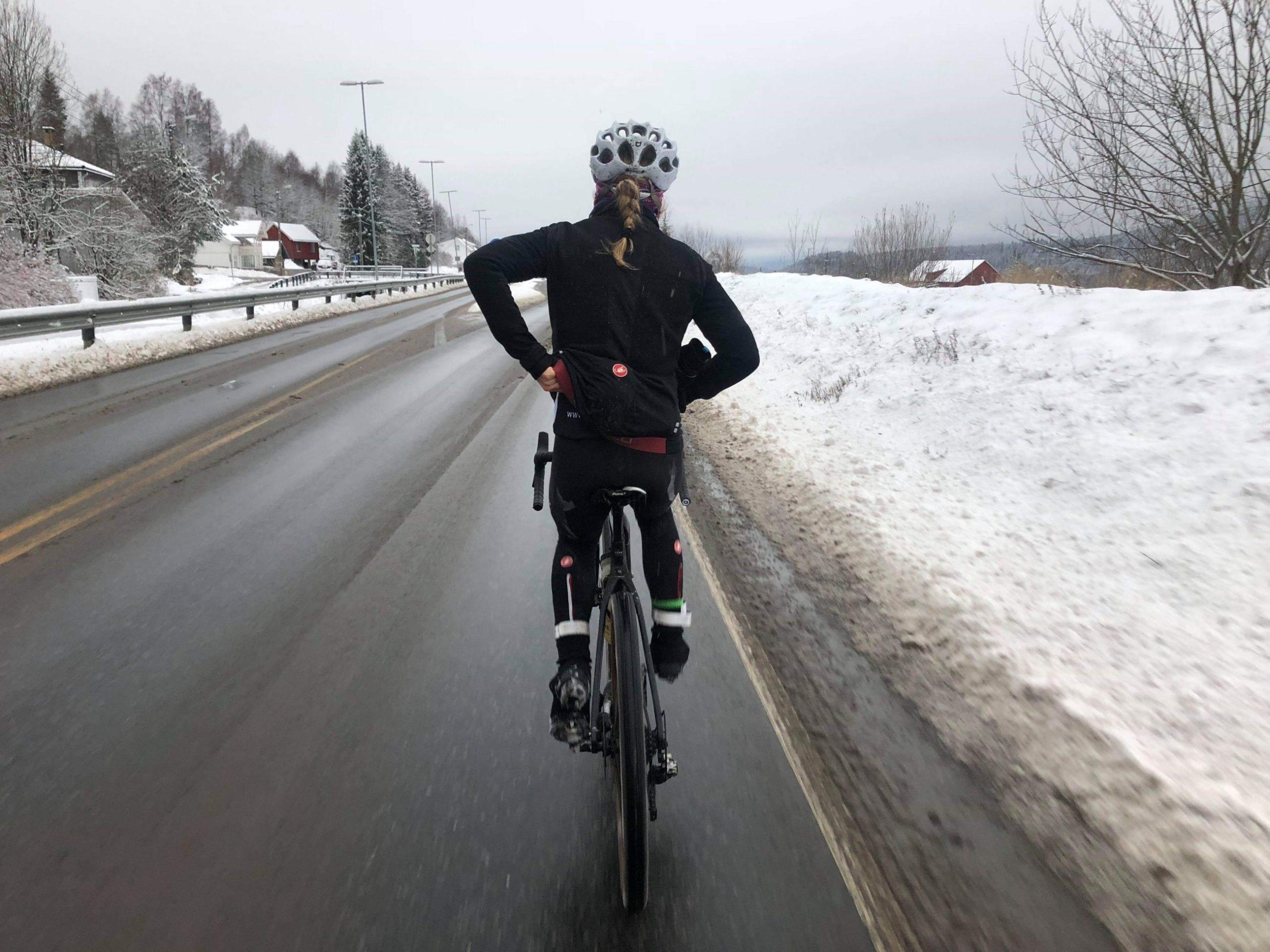 3 ruter for frisk vintersykling