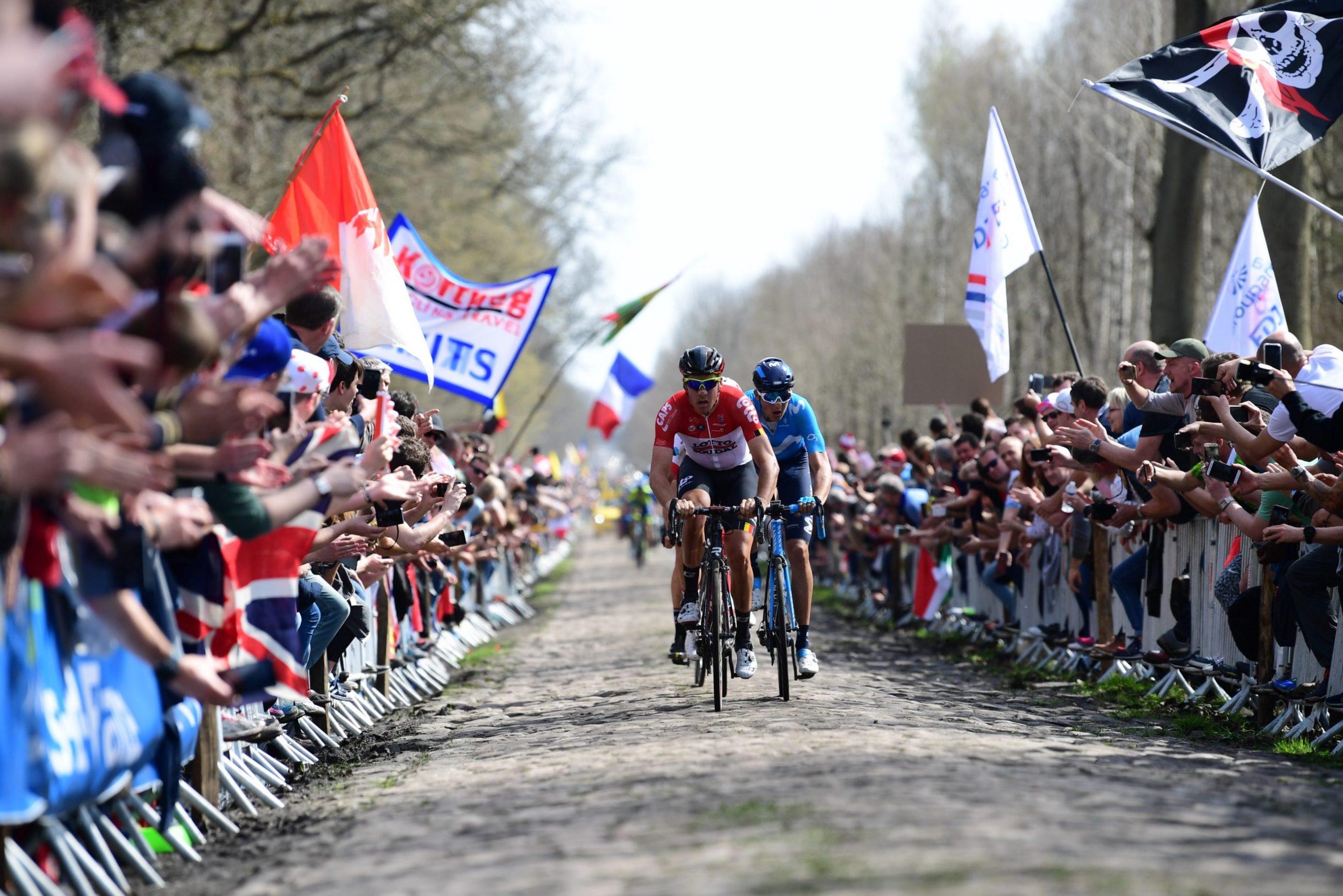 Med kjærlighet til Paris-Roubaix