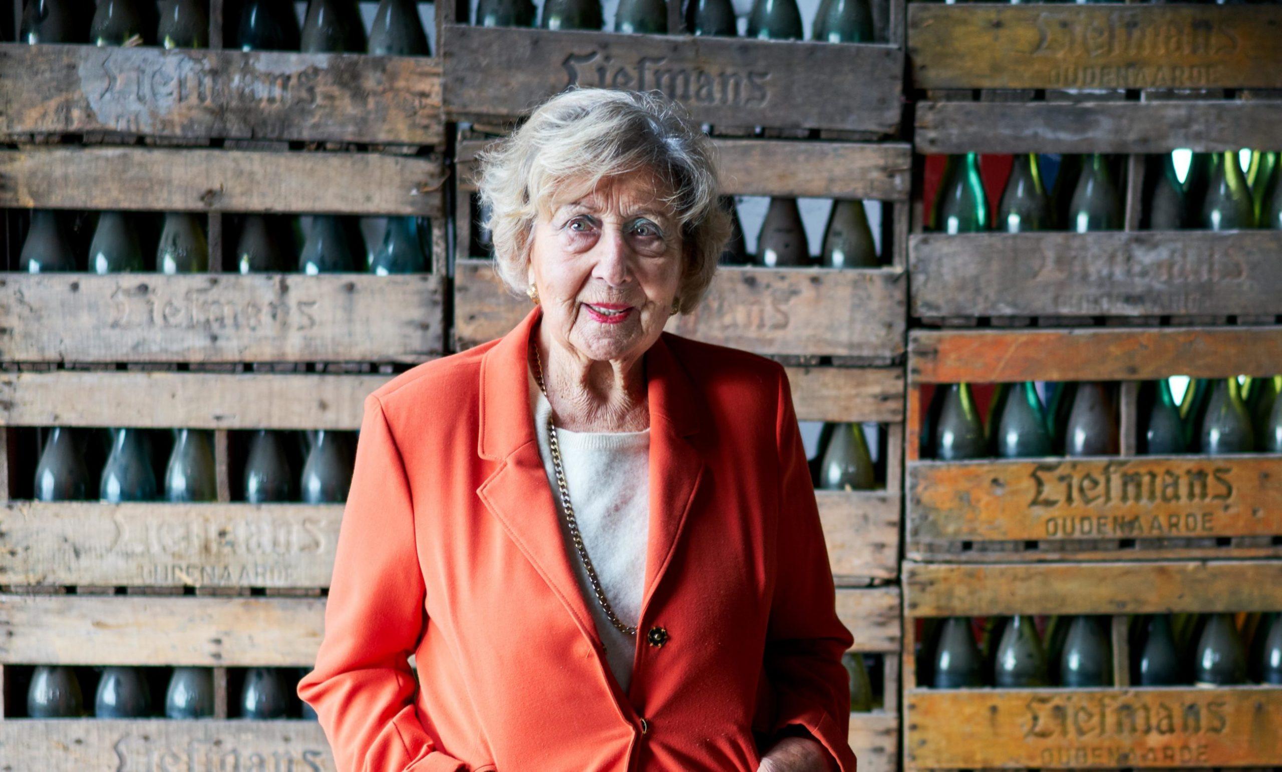 Rosa Merckx, den belgiske øl-mesteren
