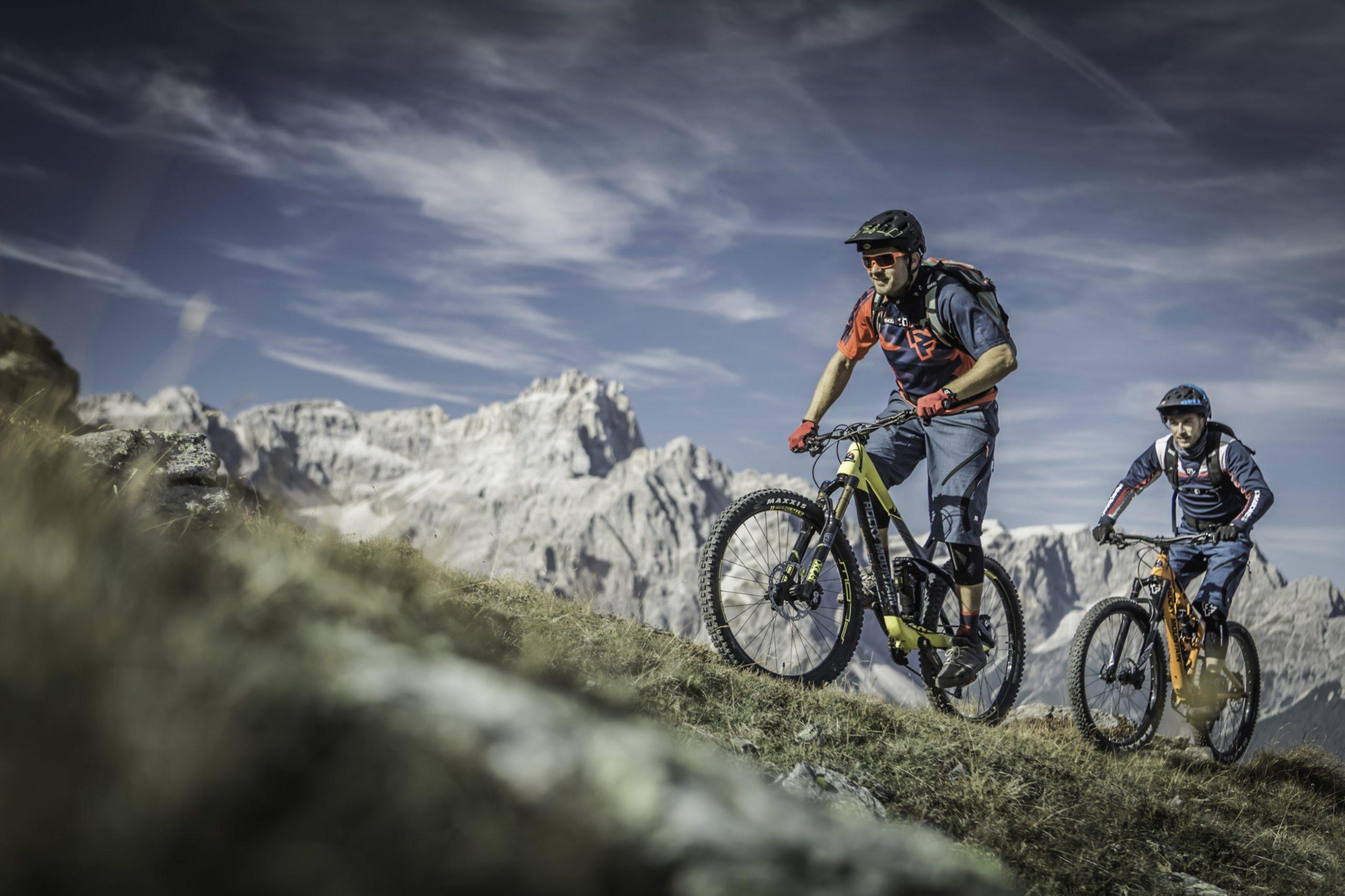 Trans Tyrol Bike Rallye: Et eventyr i Dolomittene