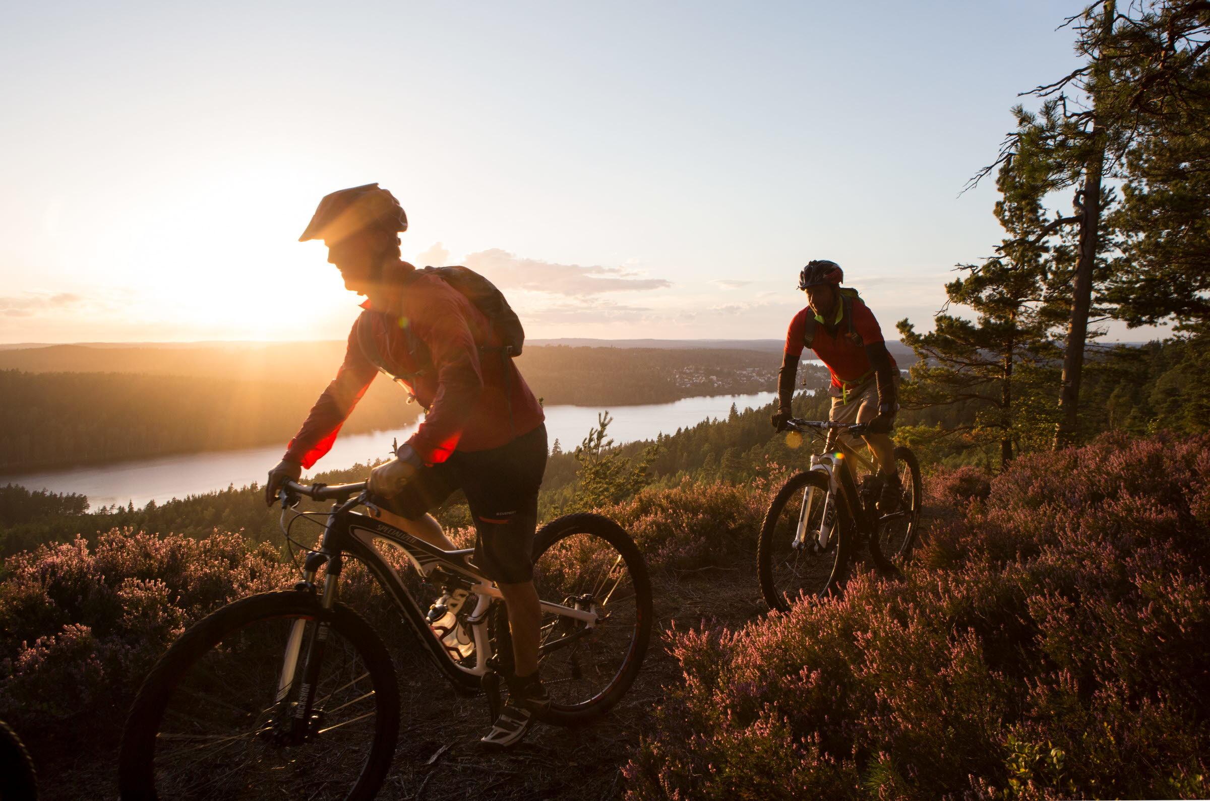 Start sykkelsesongen i Dalsland