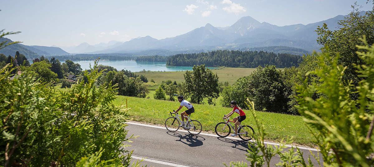Eventyrlige sykkelferier i Alpene eller Dolomittene
