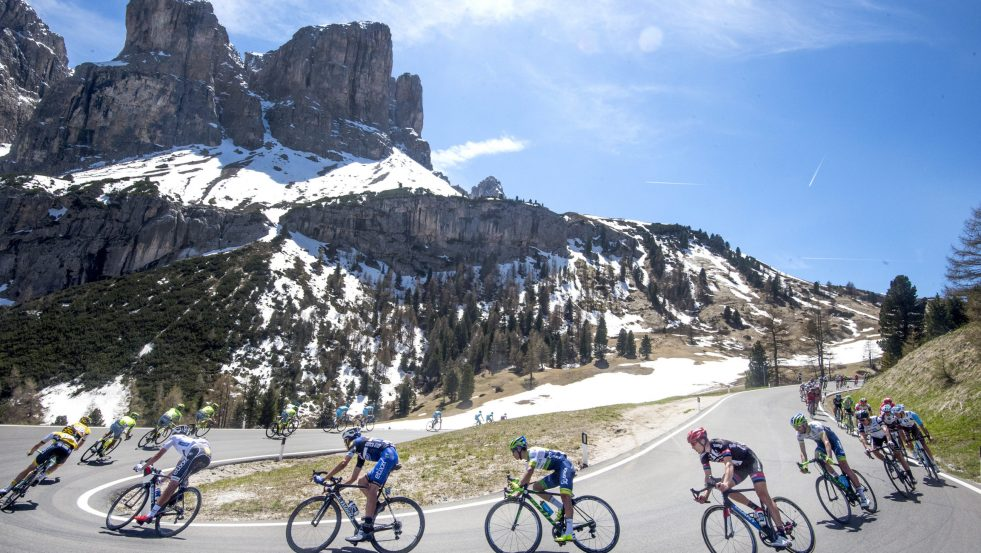 Bli med Sykkelmagasinet til Giro d'Italia