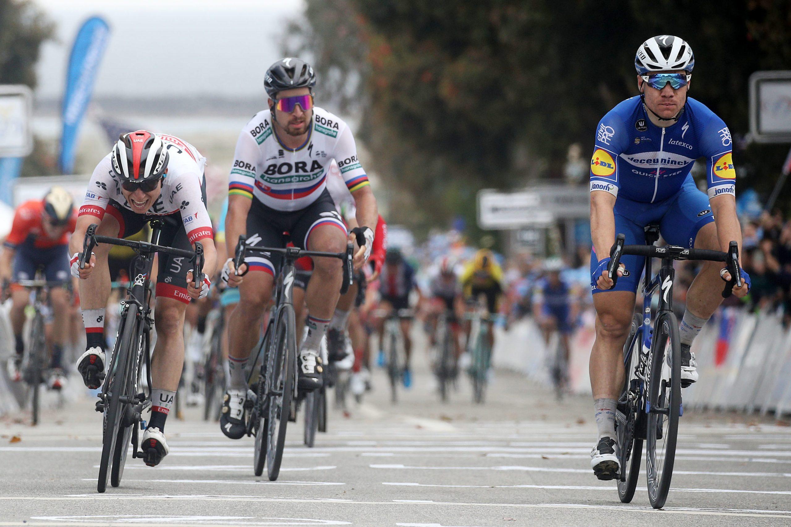 Ny sterk etappe av Halvorsen i Tour of California