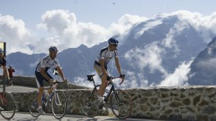 Et sykkelmekka i Alpene