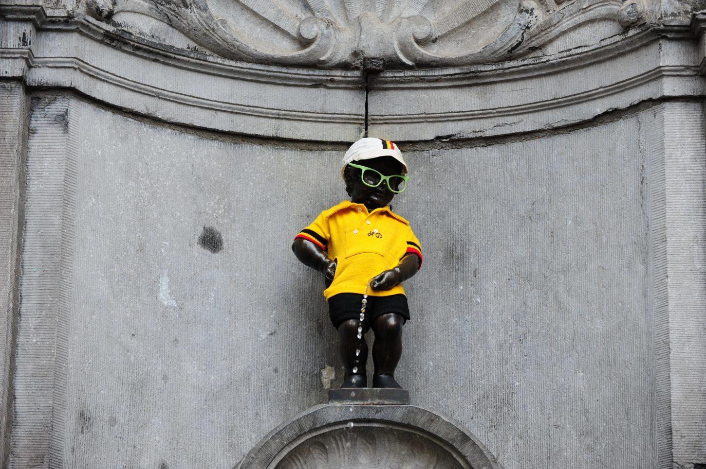 Et belgisk Grand Départ: Anbefalt lesestoff