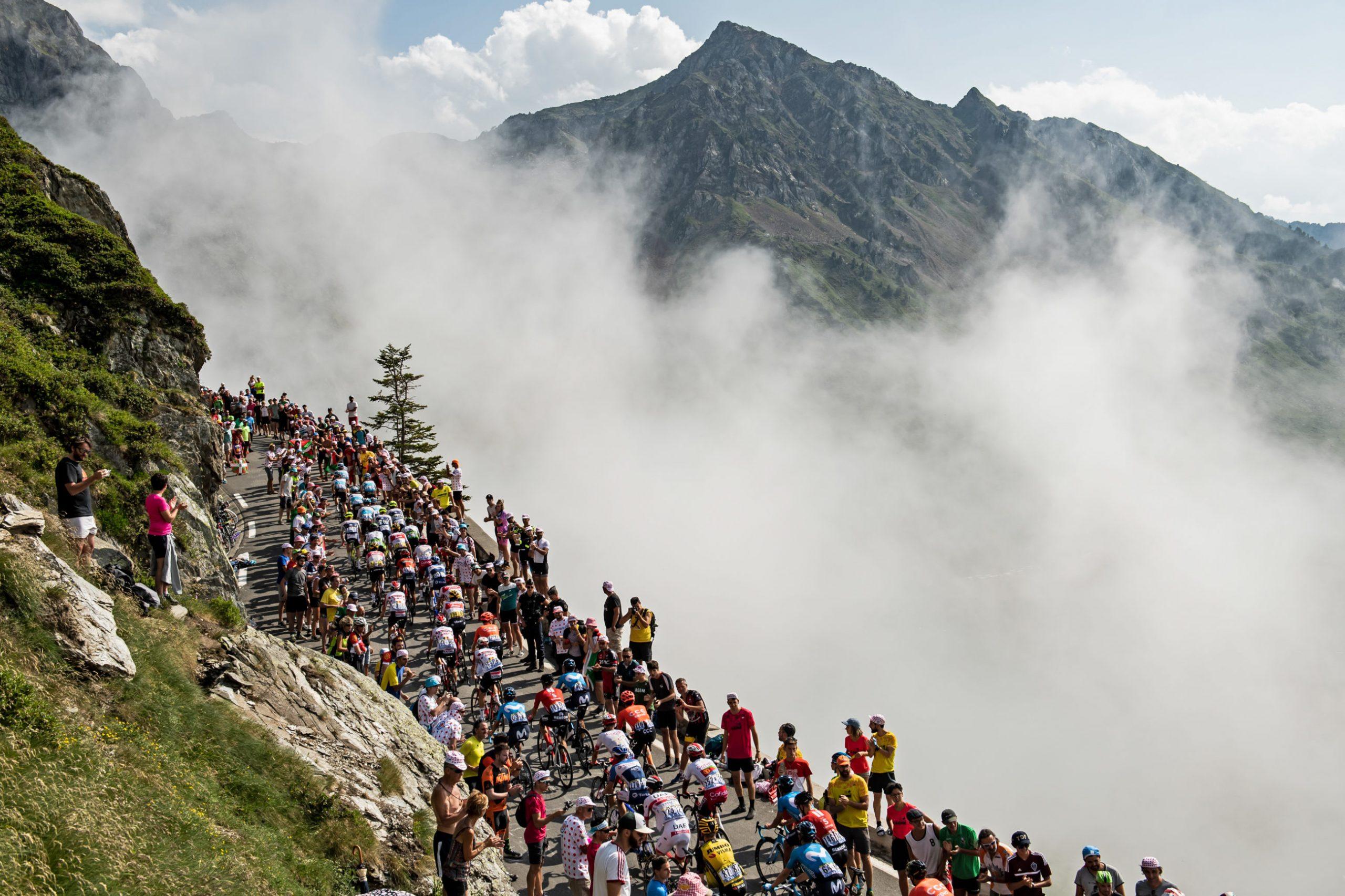 Hinter om fjellbonanza i Tour de France 2020