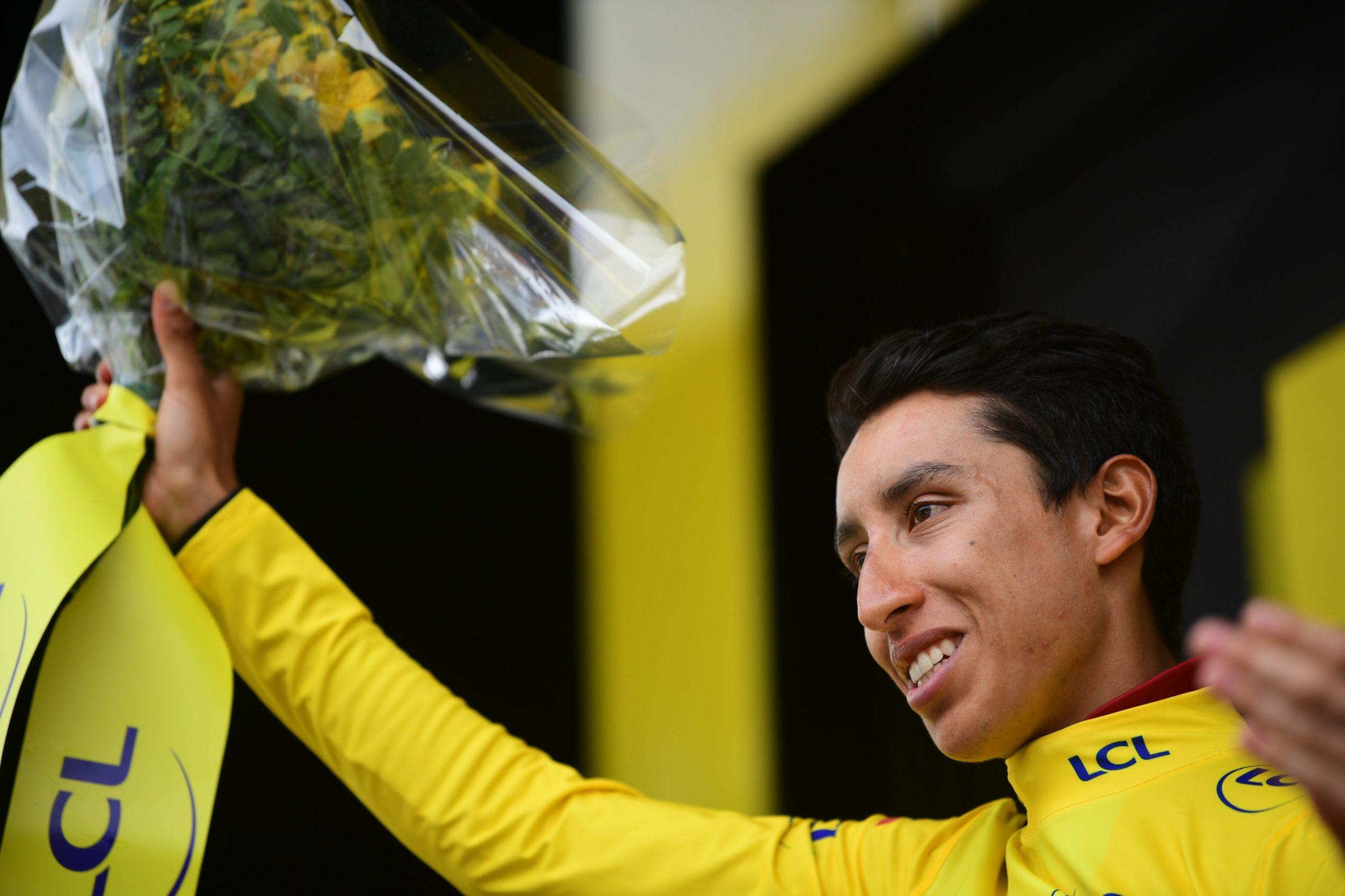 – Jordskredet avbrøt historisk prestasjon i Tour de France