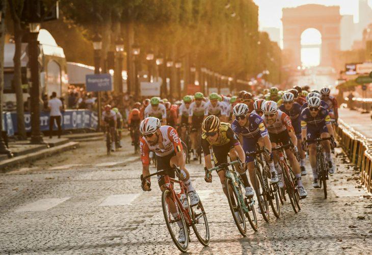 Tour de France 2019 - 28/07/2019 - Etape 21 - Rambouillet / Paris - Champs-Elysees (128 km) - l'Arc de Triomphe