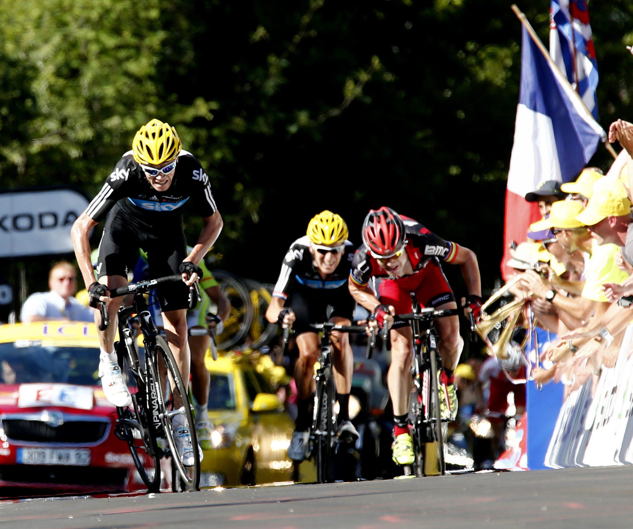 Kaggestads Tour #1: Wiggins startet et eventyr