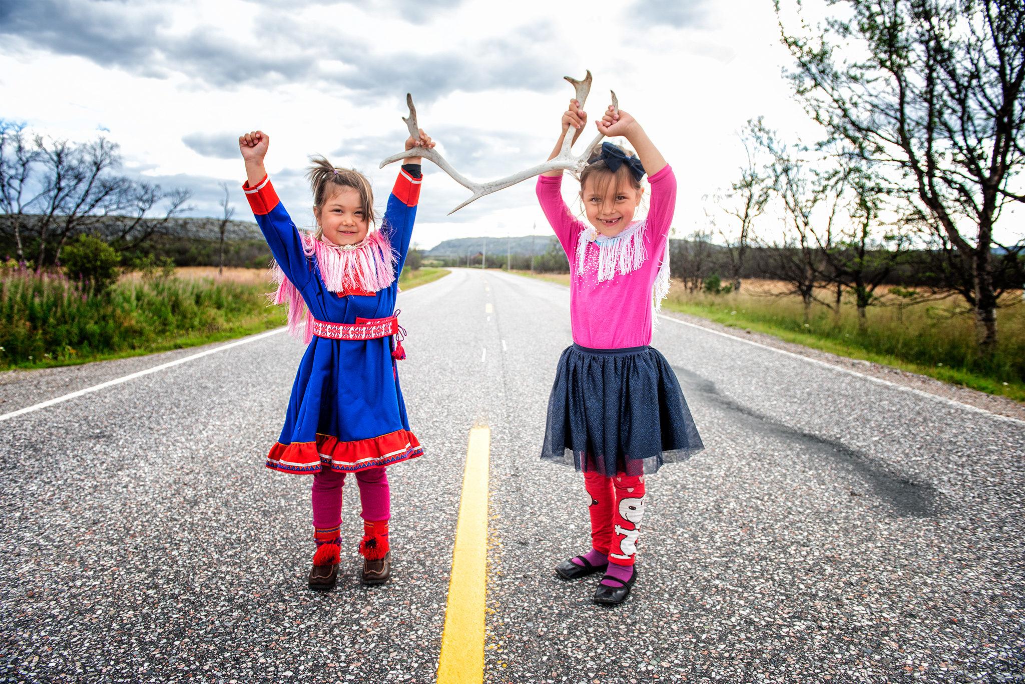 – Sykkelritt og samisk kultur bør jo henge sammen