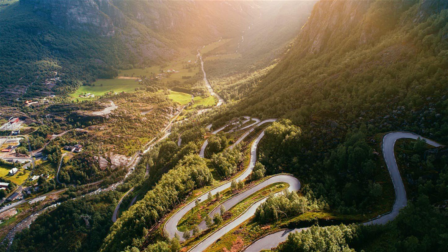 Nytt turritt kommer: Tour des Fjords Experience