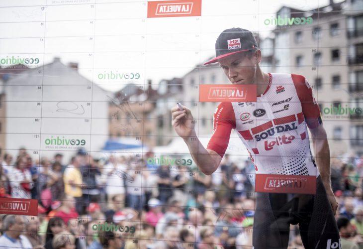 Stage 16: Pravia to Alto de La Cubilla. Lena (144km) La Vuelta 2019 ©kramon