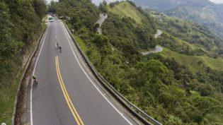 Verdens lengste fjellstigning