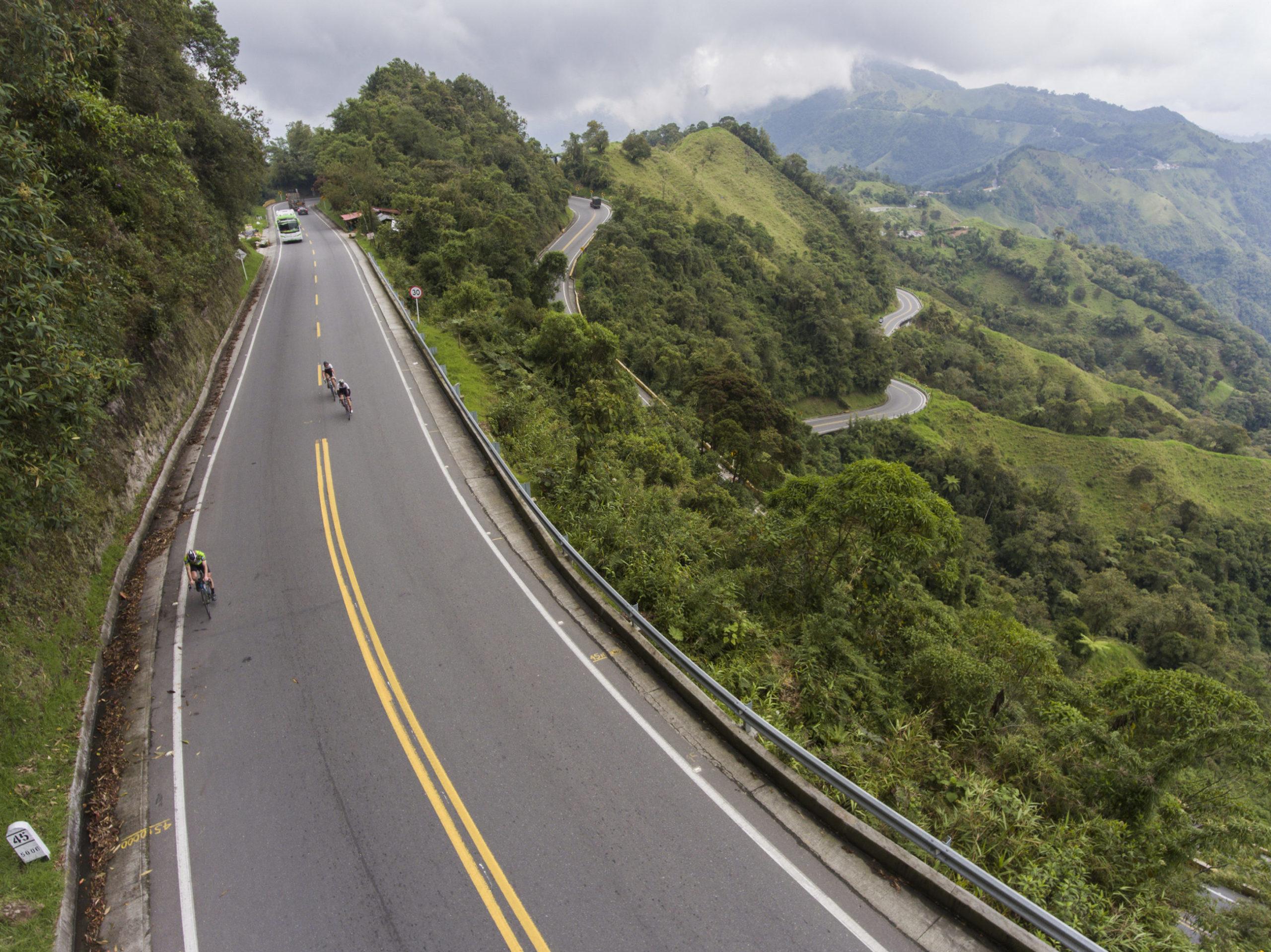 Ny utgave: «Verdens lengste» fjellstigning