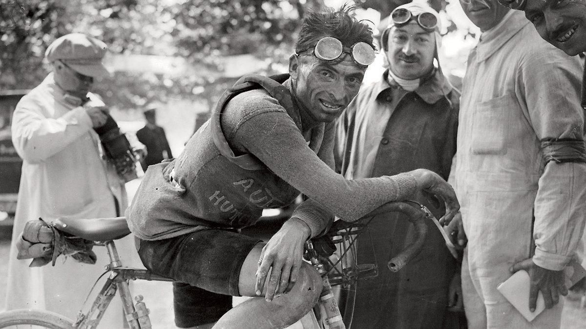 Tour de France-mesterens mystiske død