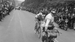 Anquetil, stor risiko