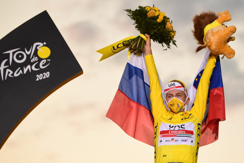 Norsk jubel for Pogacars Tour de France-triumf