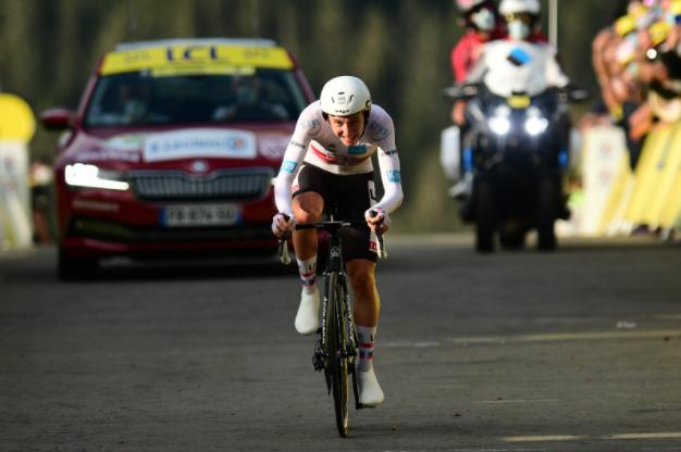 Pogacar mot Tour de France-seier etter tempo-oppvisning