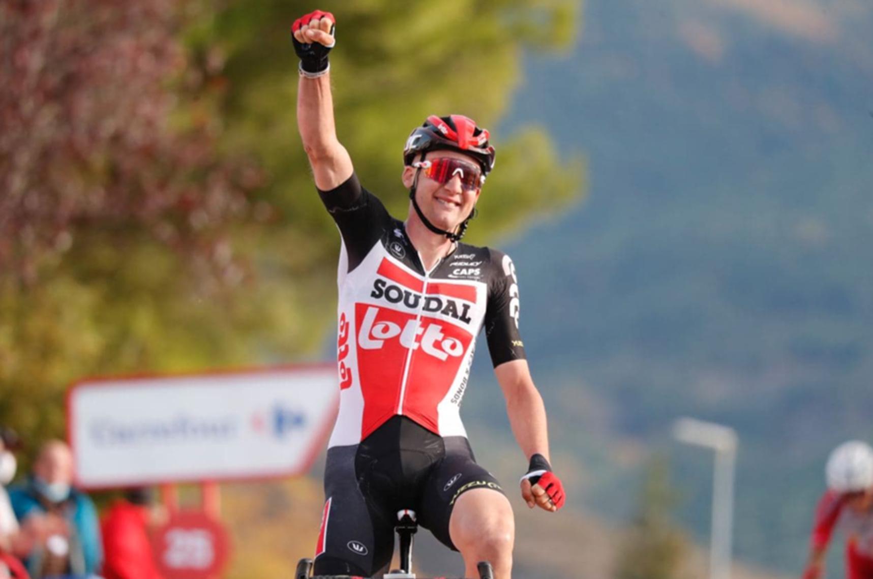 Utrettelige Wellens tok første Vuelta-seier
