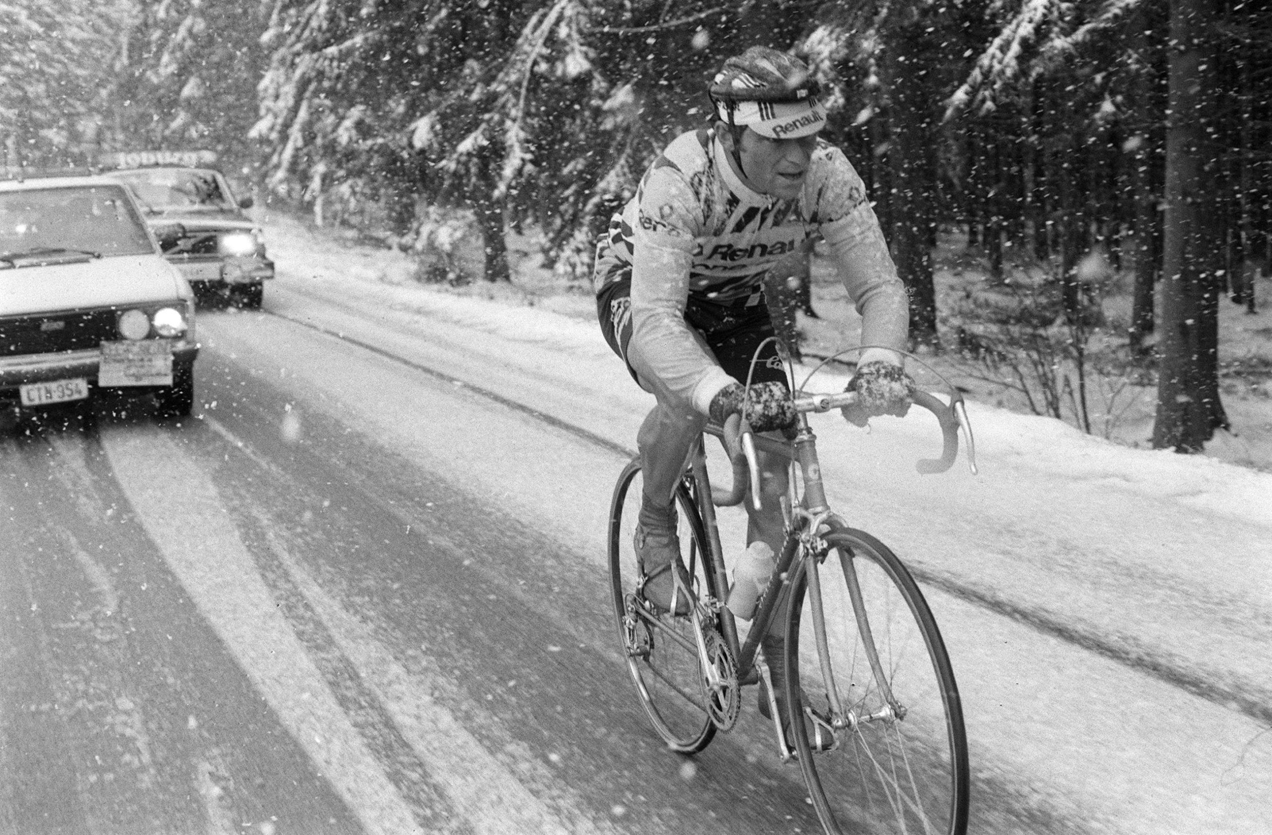 Snø – Bastogne – Snø