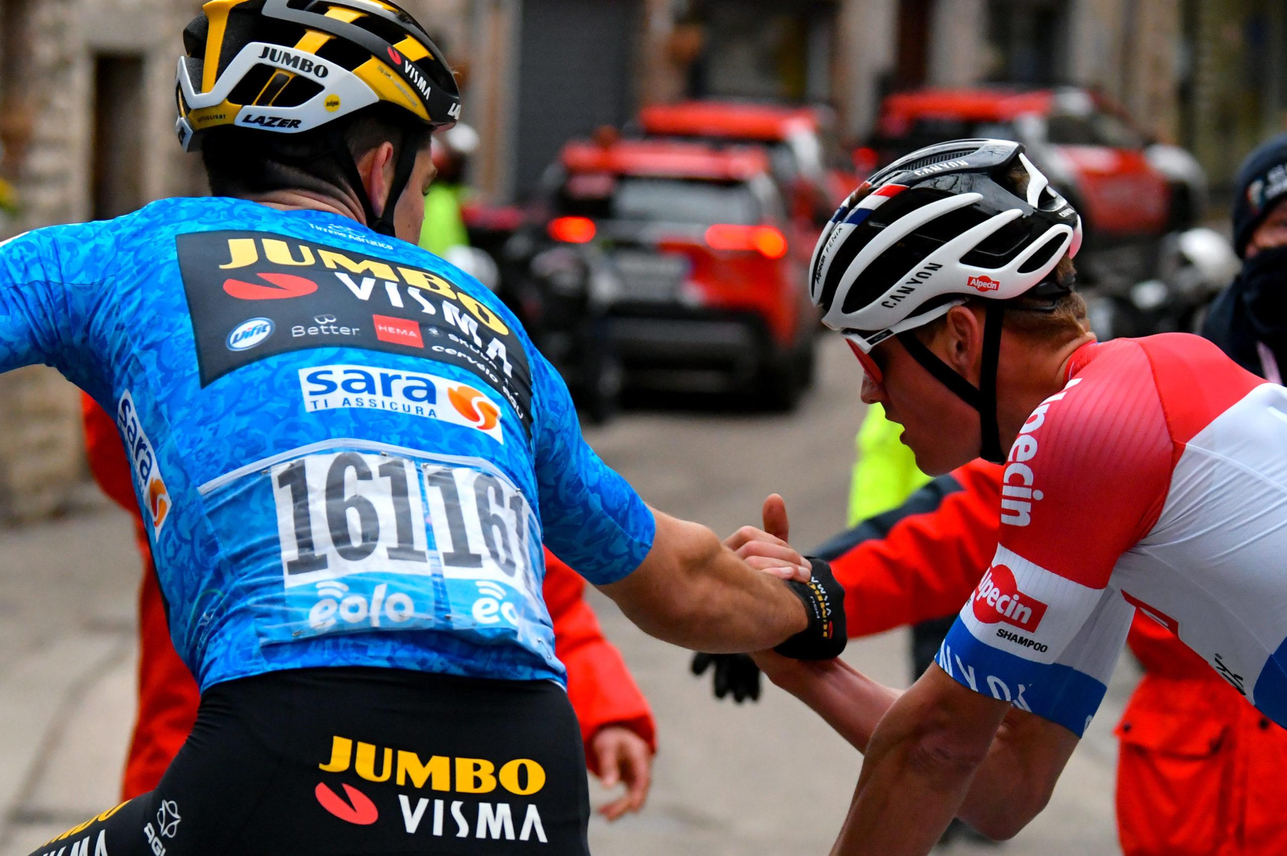 Den store duellen: Mathieu versus Wout