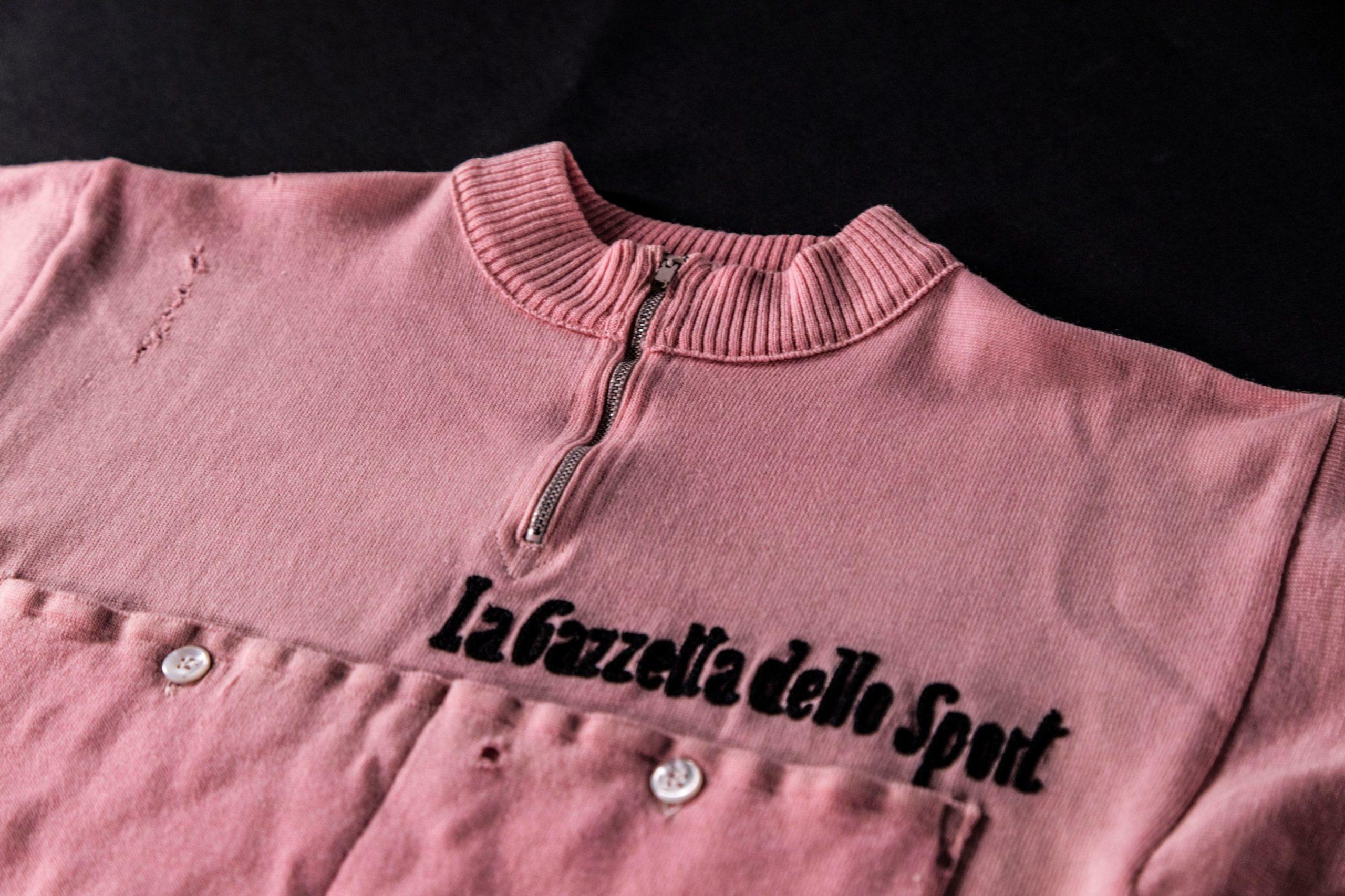 Maglia rosa 90: Den første