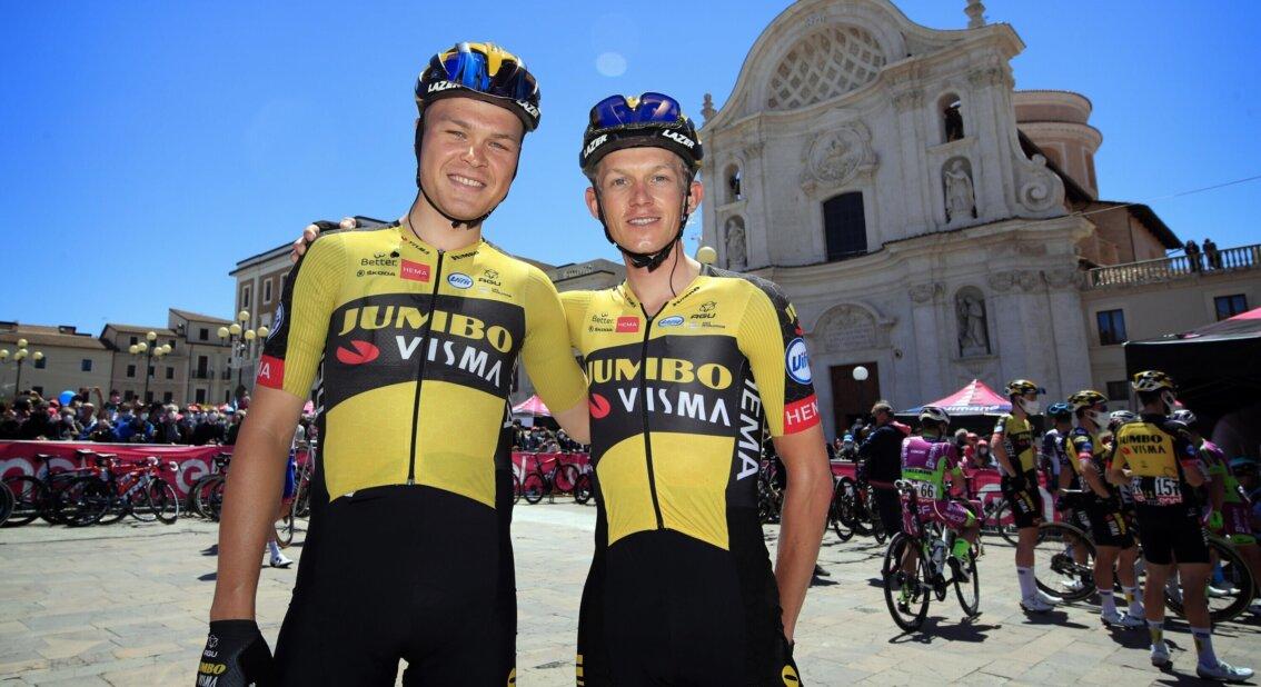 Tobias Foss imponerer i Giroen og forlenger kontrakten