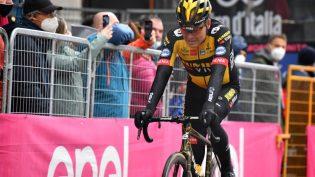 Foss før avgjørende Giro-uke: – Formen er bra