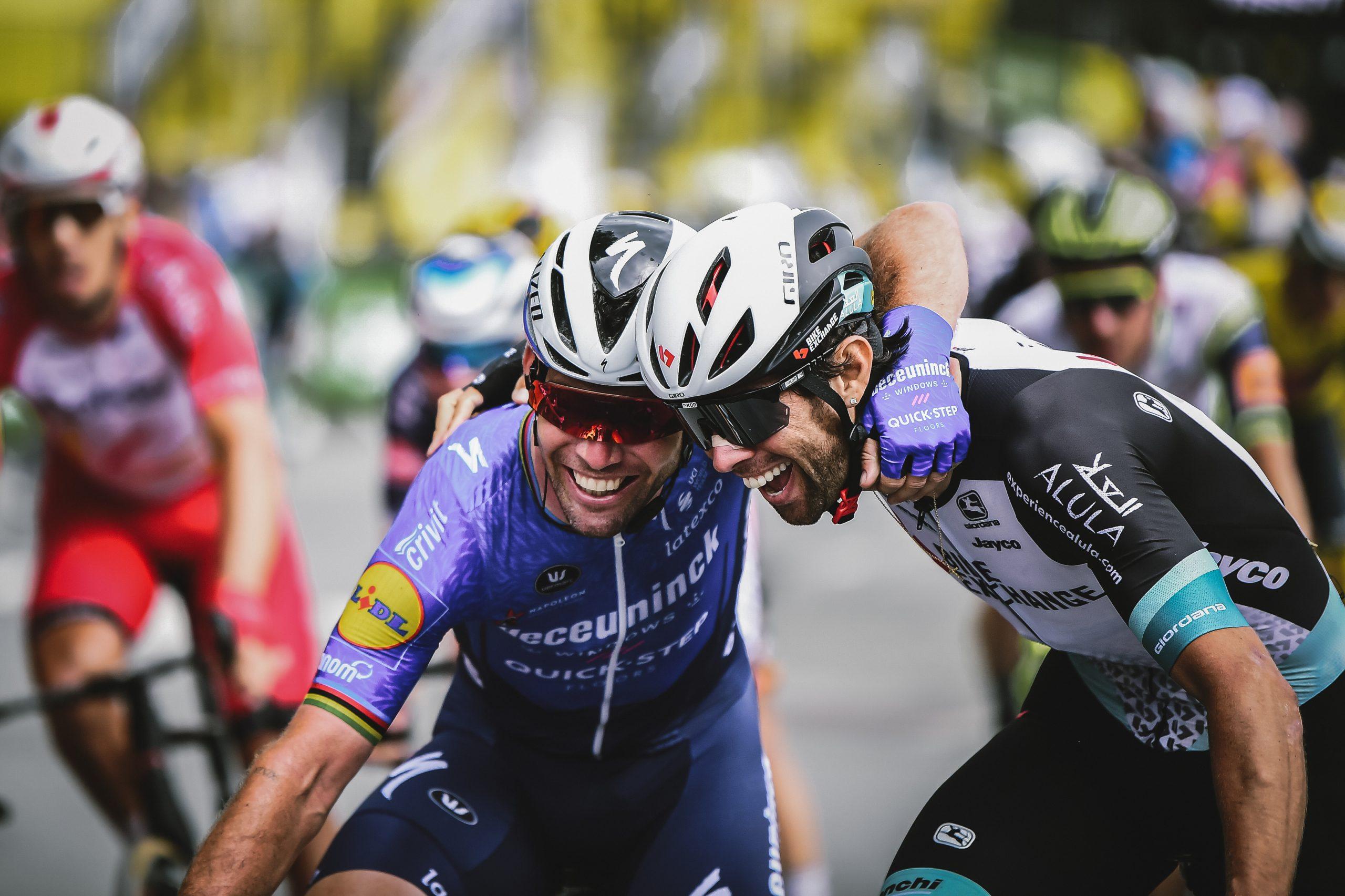 Emosjonell seier for Mark Cavendish